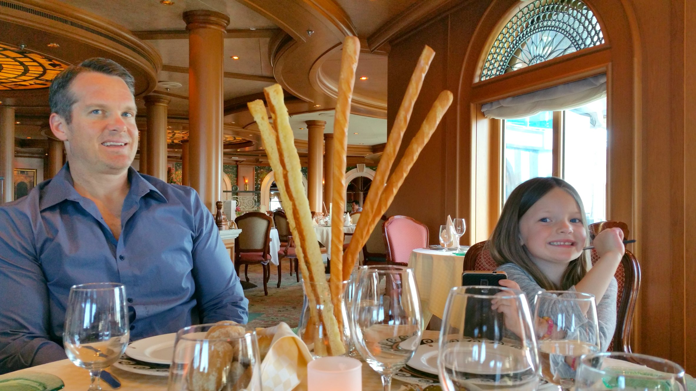 princess cruises specialty restaurant