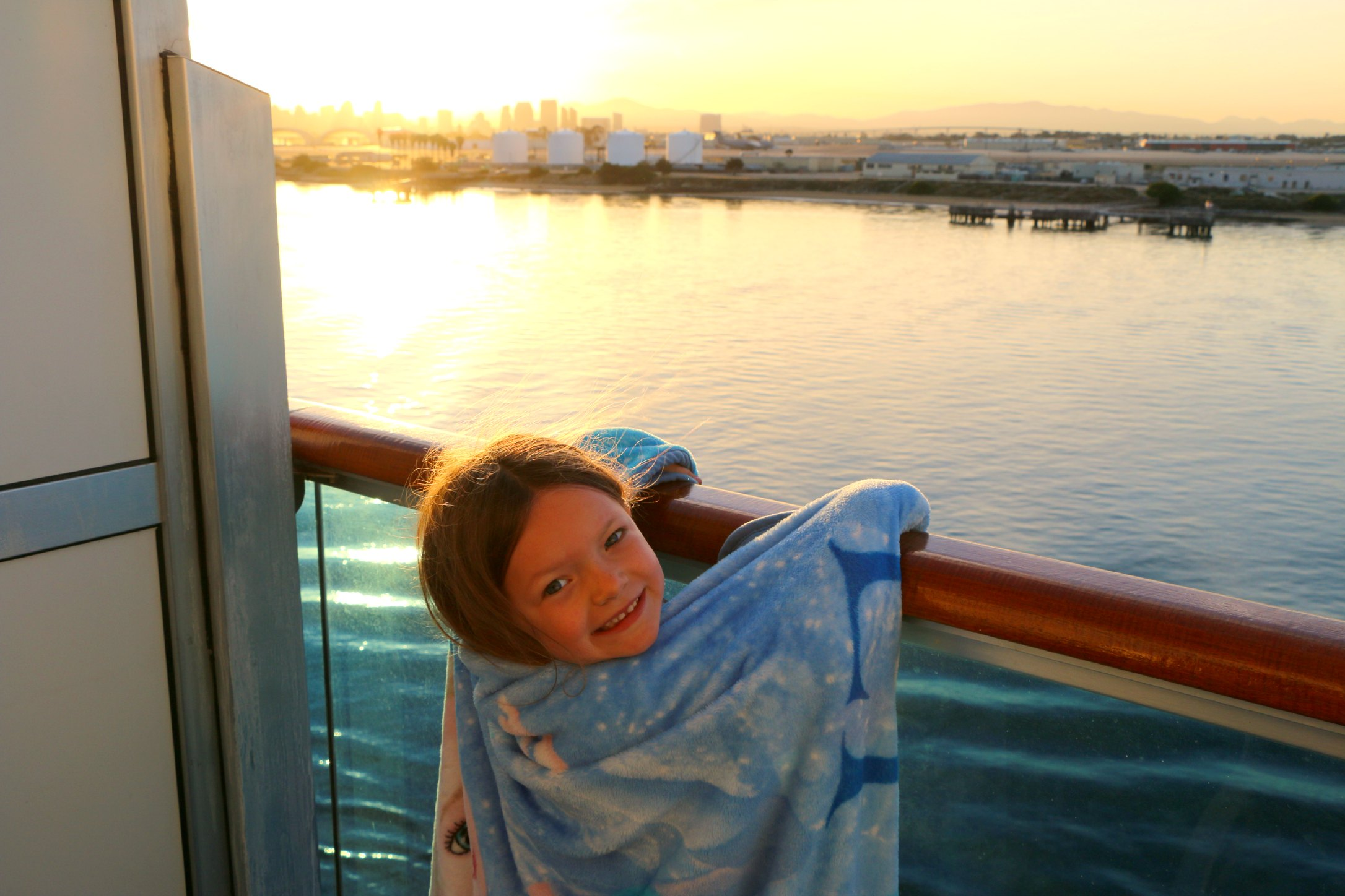 san diego cruise ship port day