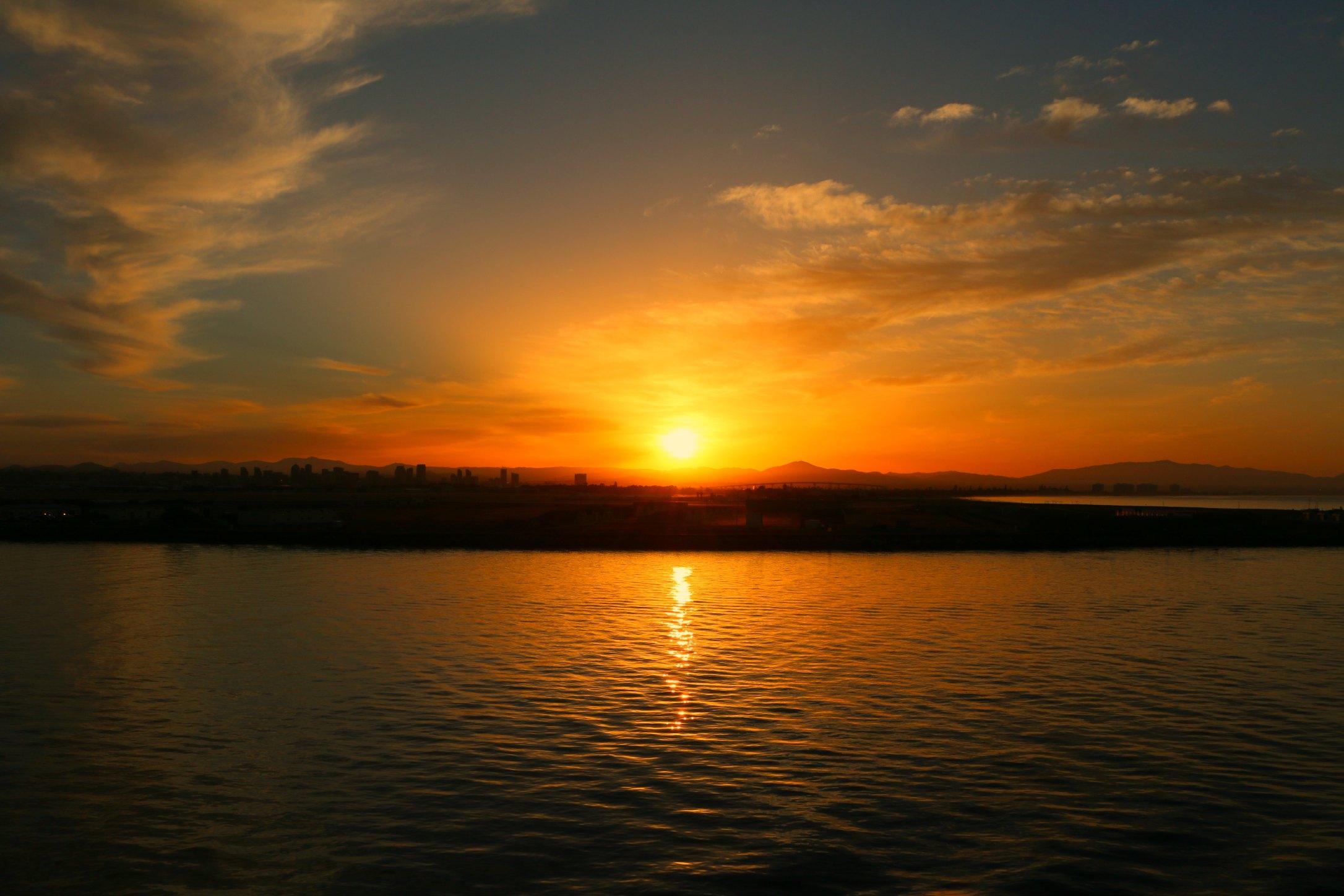 sunrise san diego