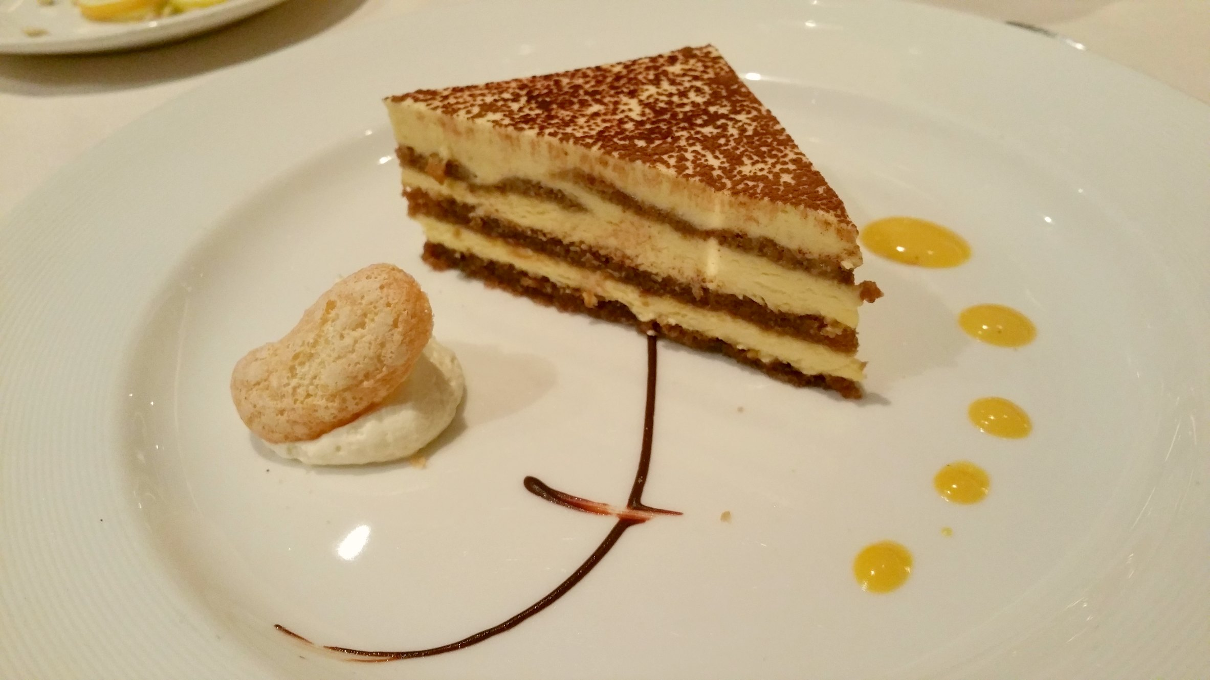 tiramisu princess cruises