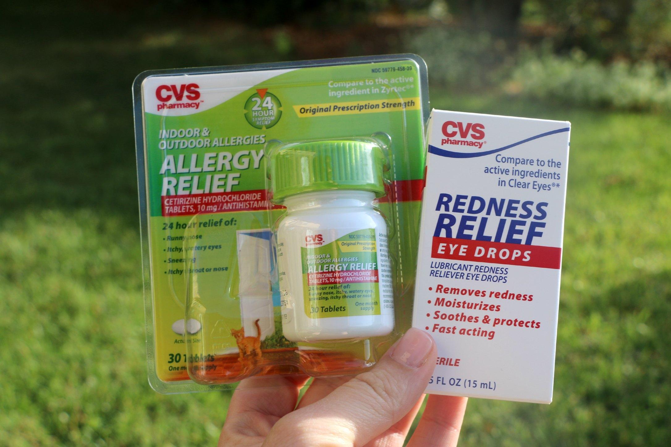 allergy relief cvs