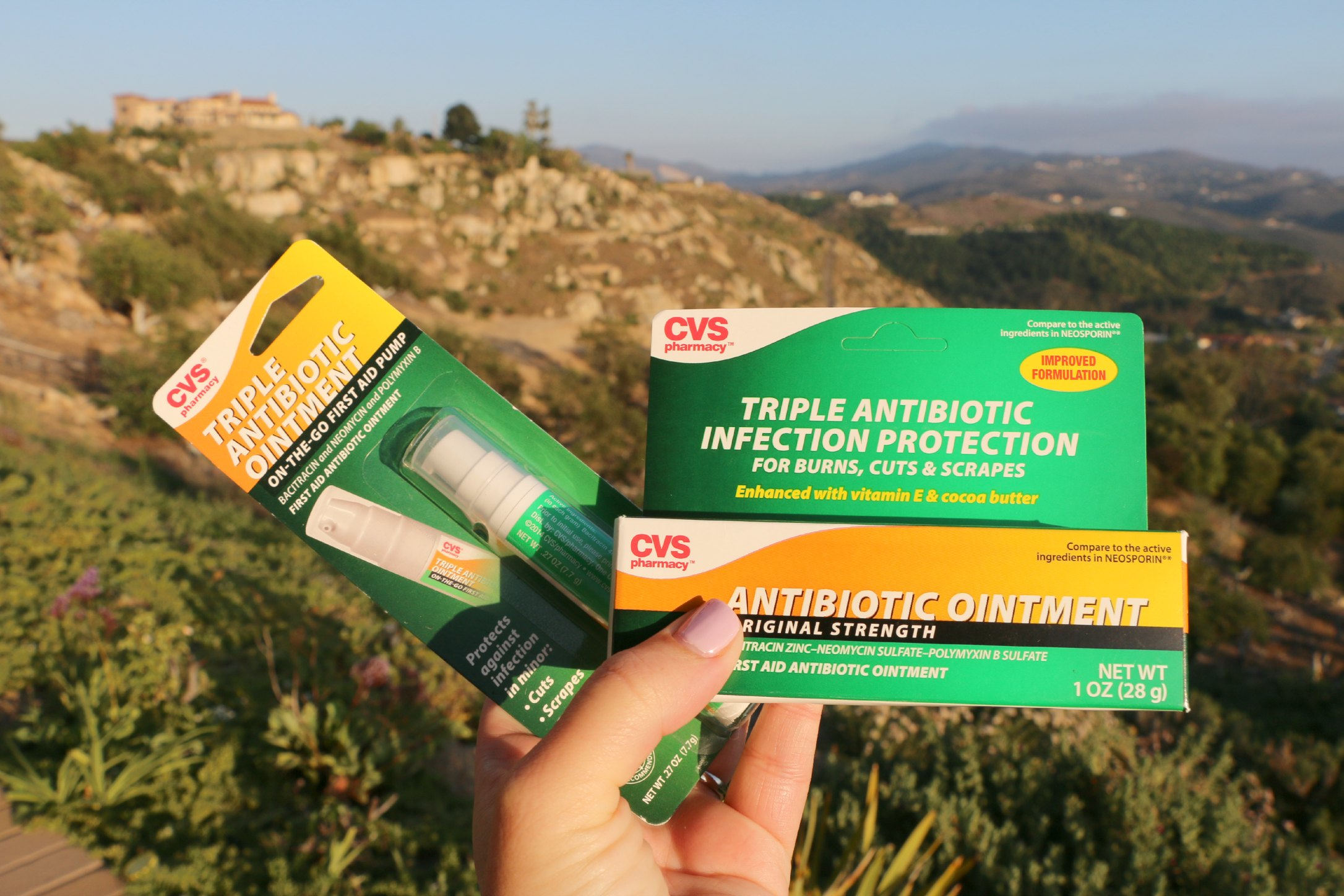 cvs antibiotic ointment