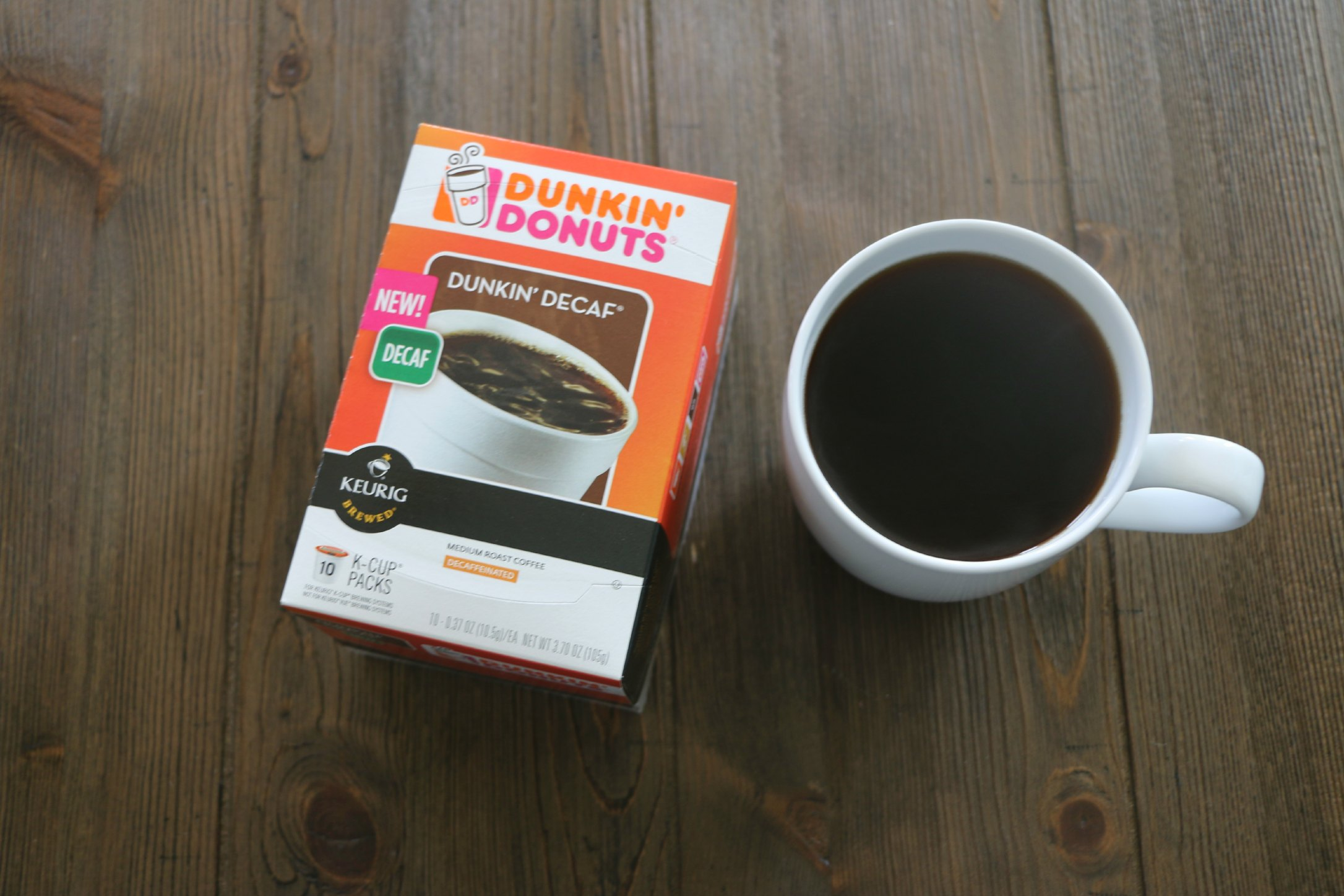 dunkin donuts coffee at home