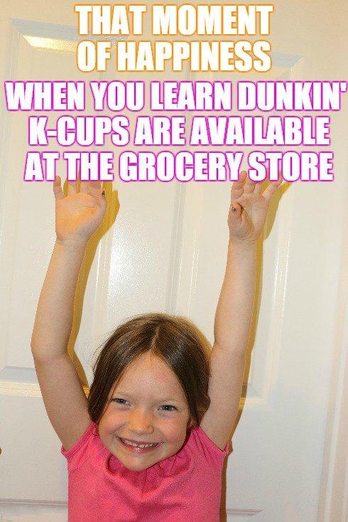 dunkin donuts coffee home
