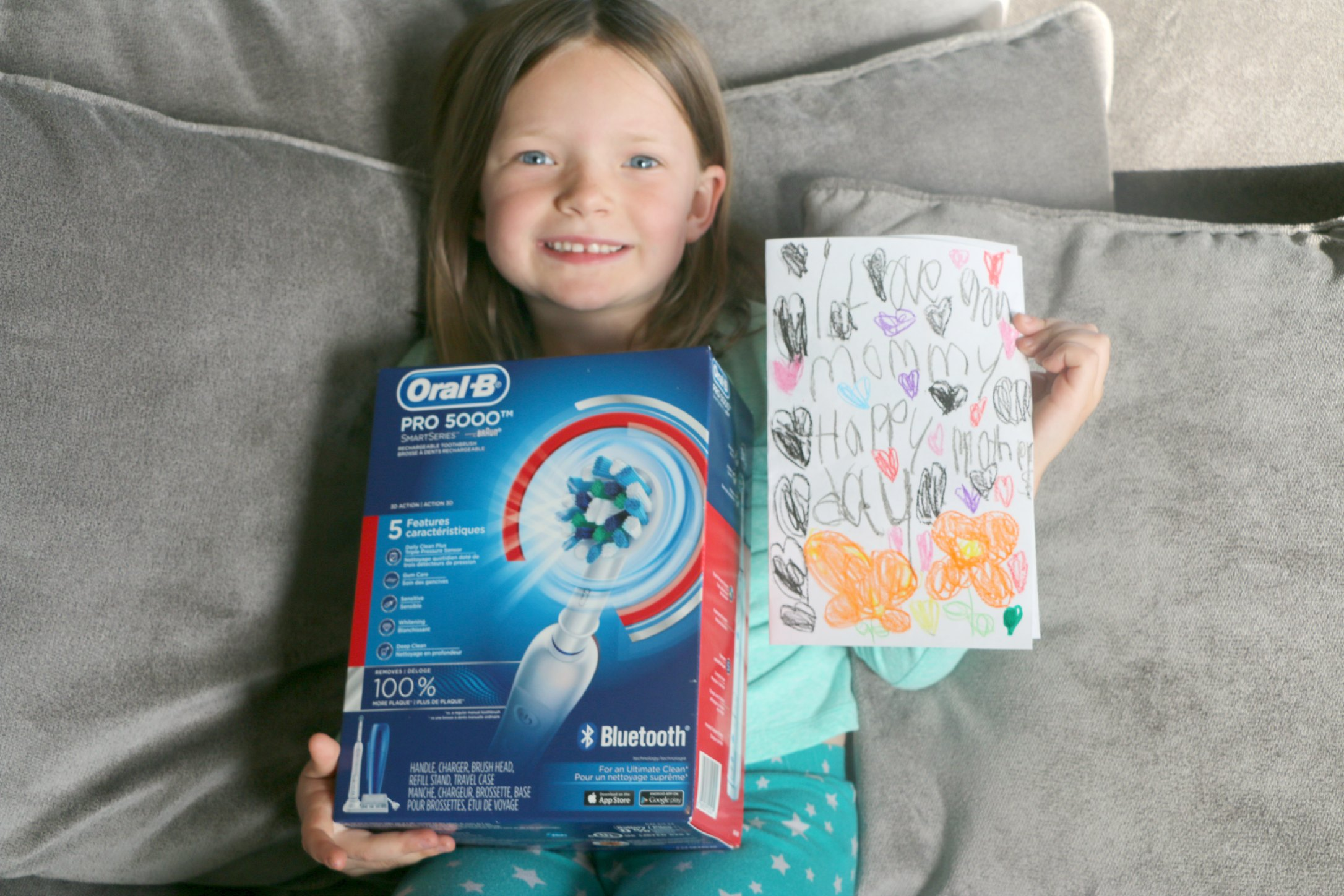 mothers day gift oral b pro 5000