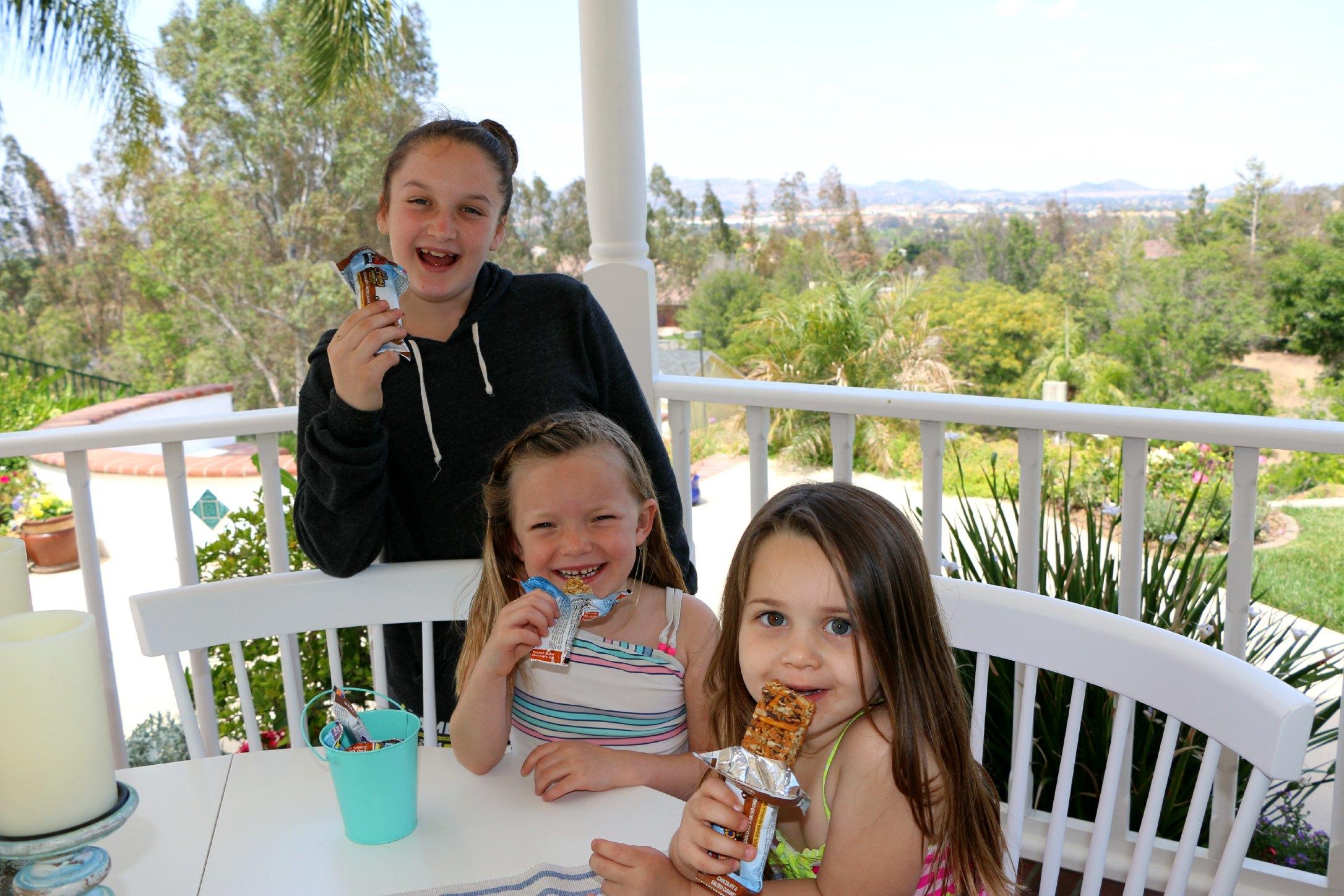 summertime snacks for playdates