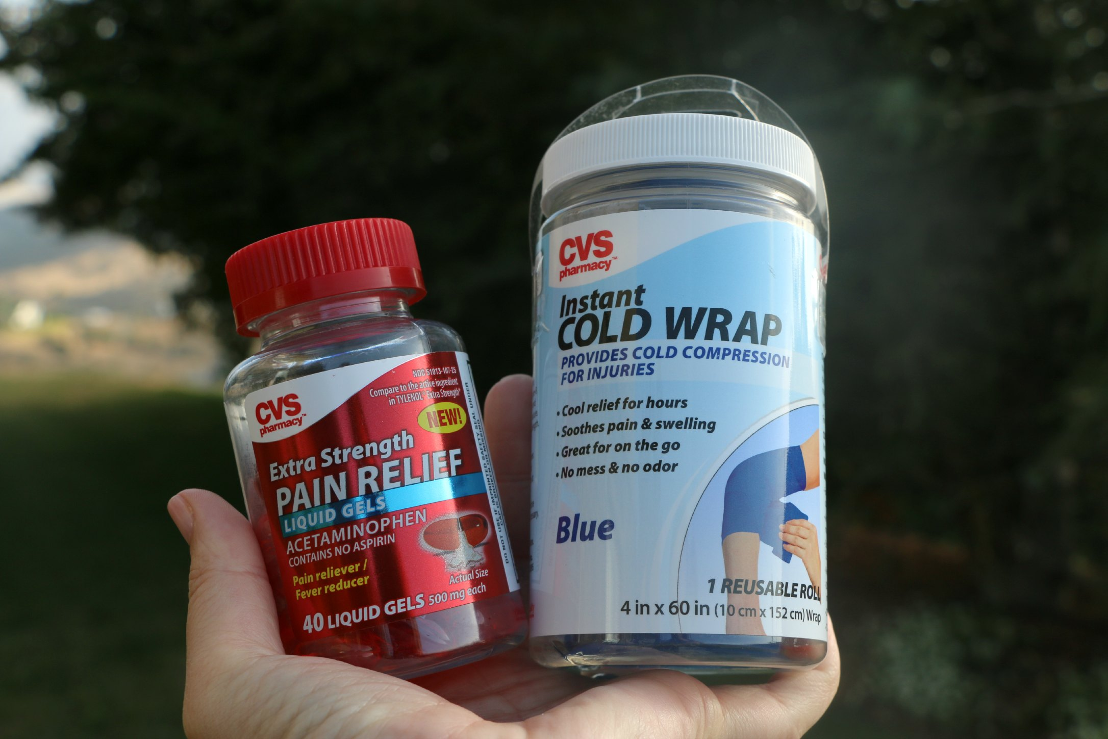 work out must haves cvs