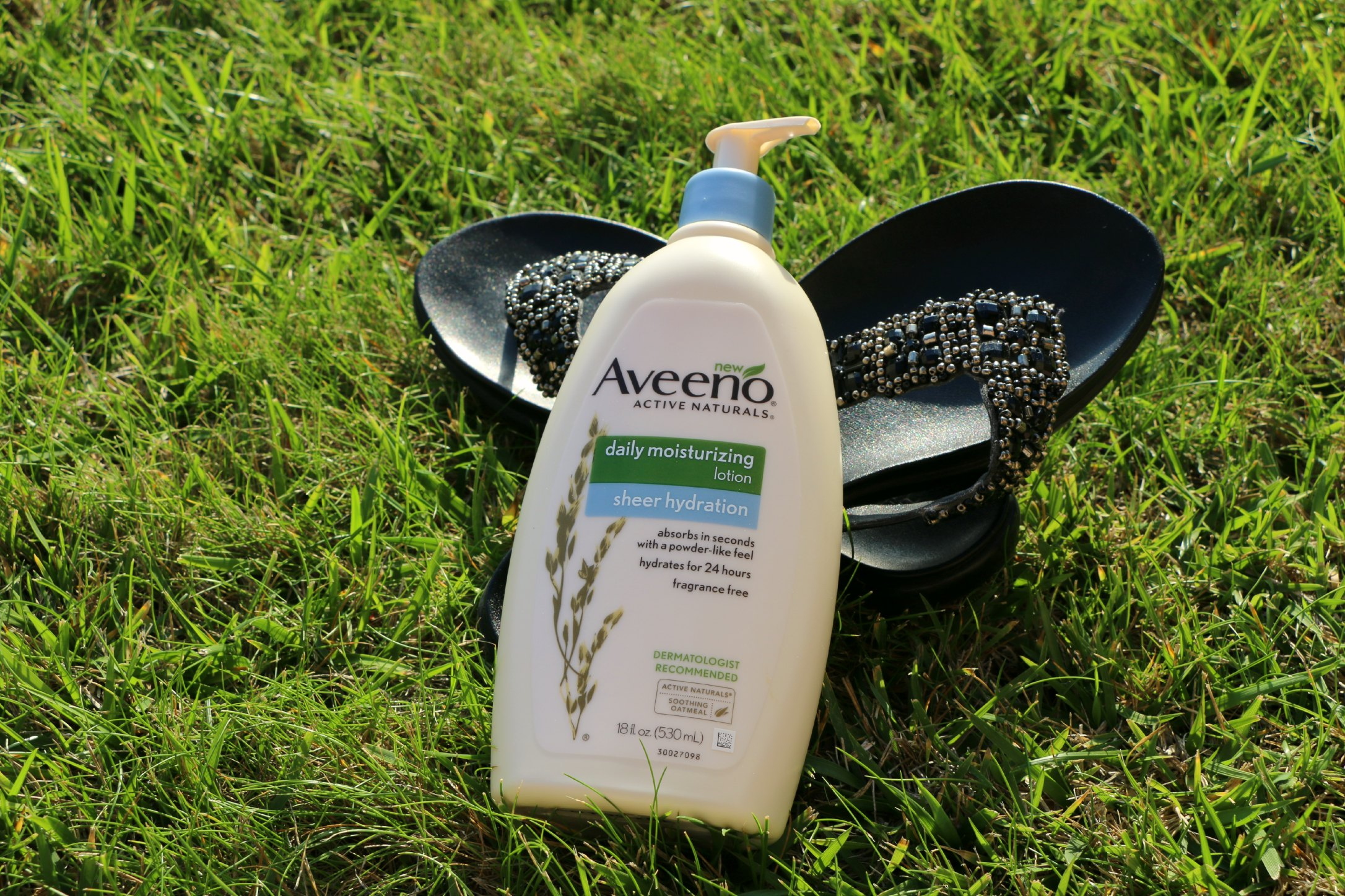 life is better with aveeno