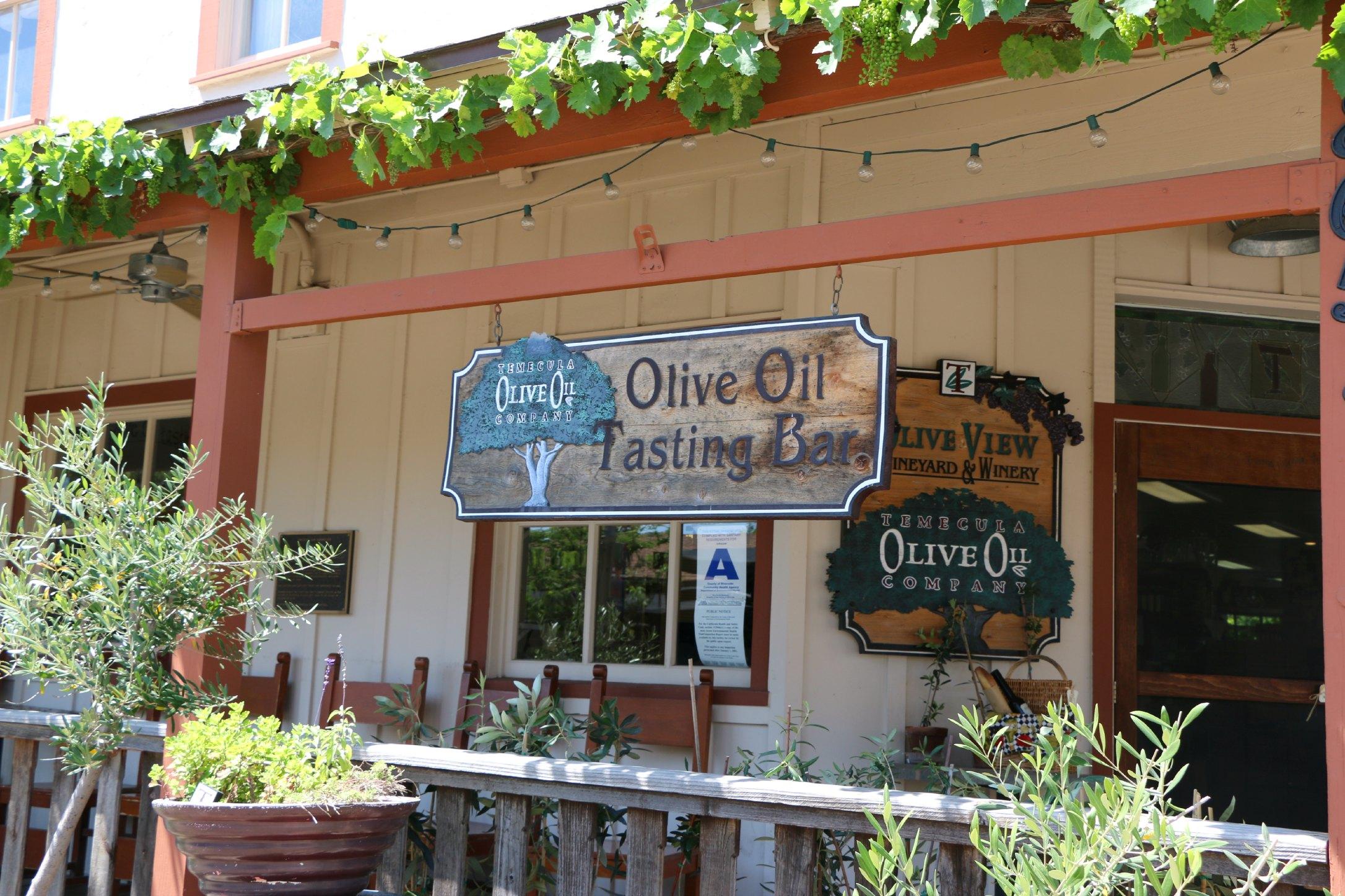 temecula olive oil tasting