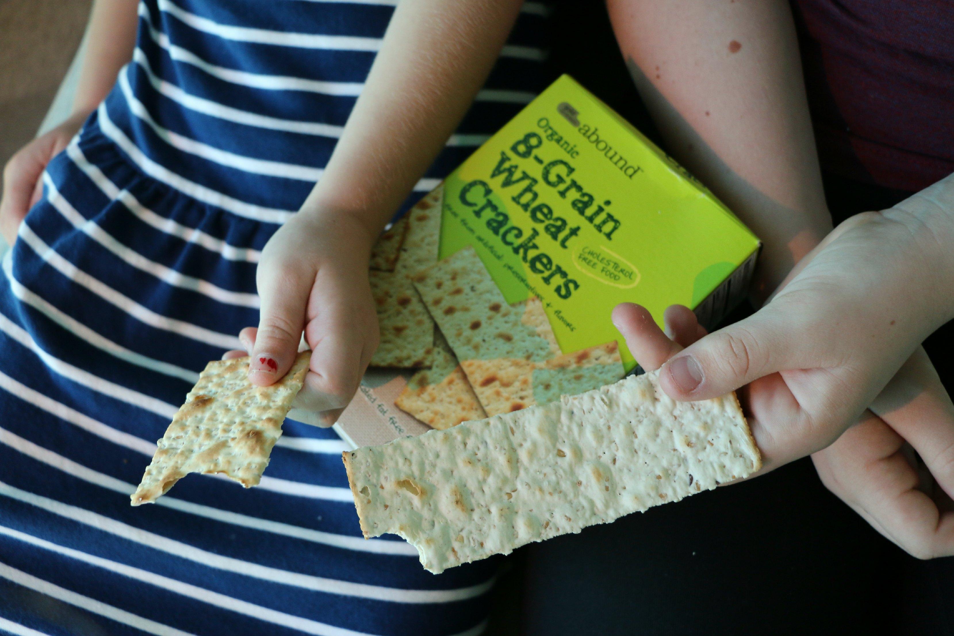 cvs crackers