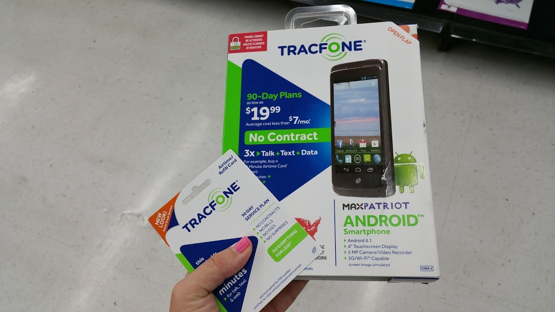 TracFone is the solution for your everyday wireless needs