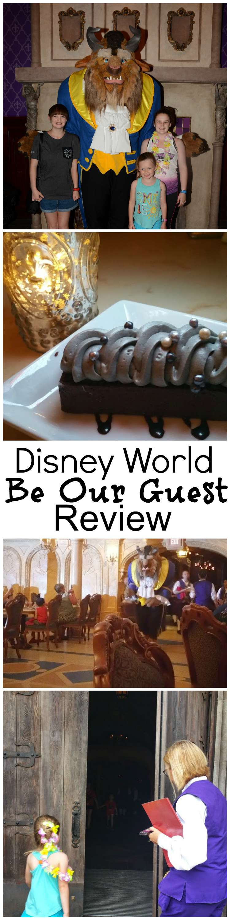 Disney World Be Our Guest Review