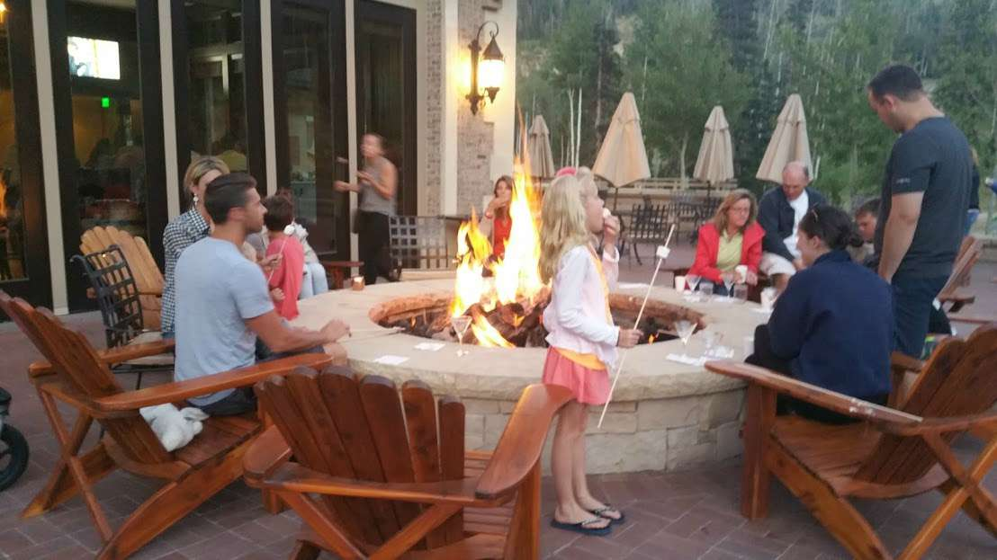roasting marshmallows montage deer valley