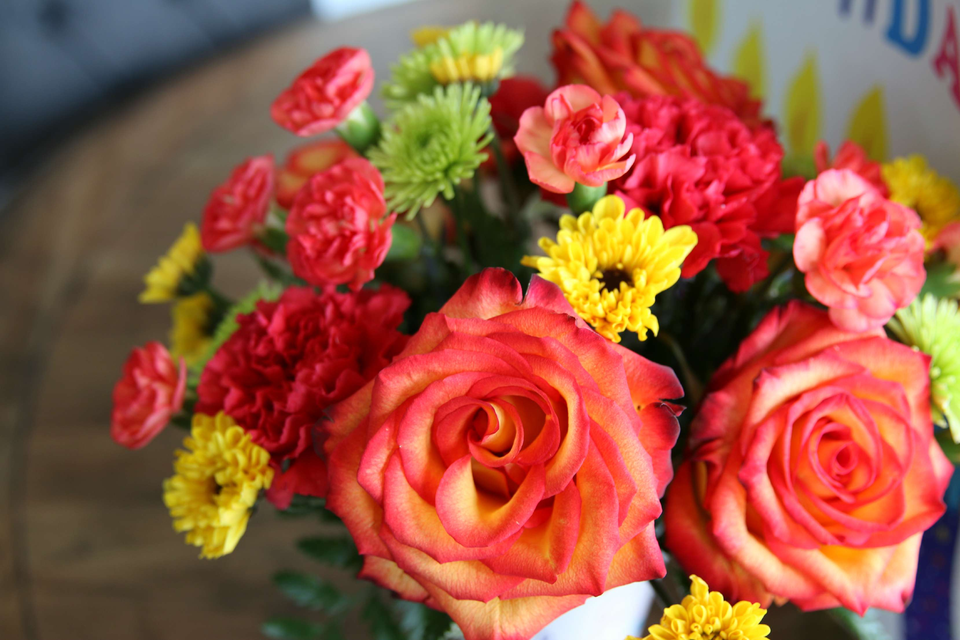 How My Birthday Was Brightened With A Teleflora Bouquet – It\'s a ...