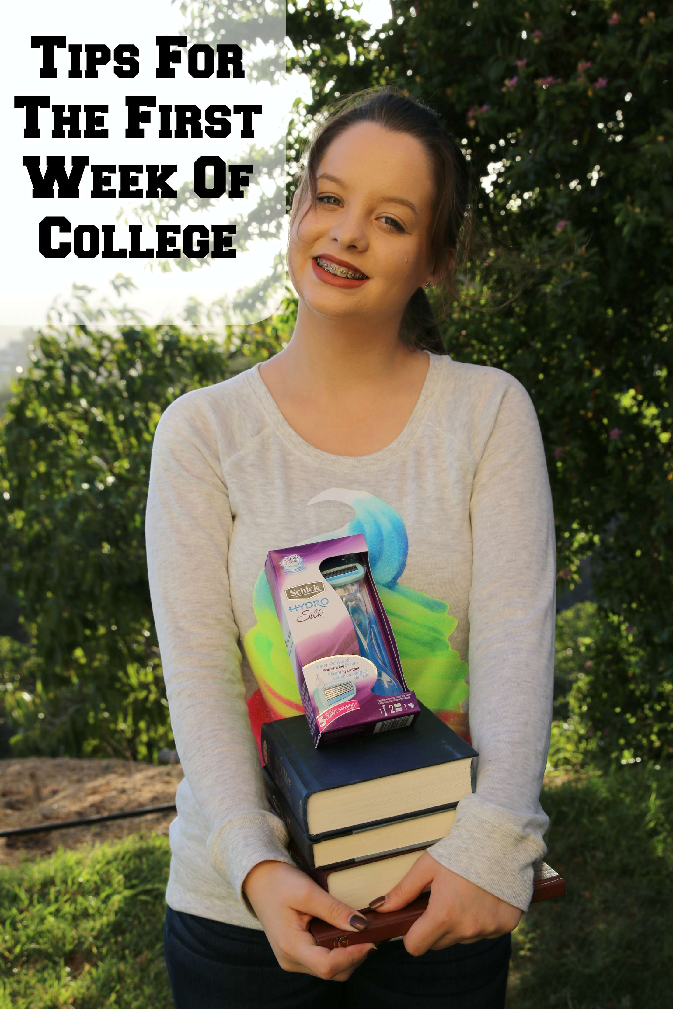 Tips For The First Week Of College