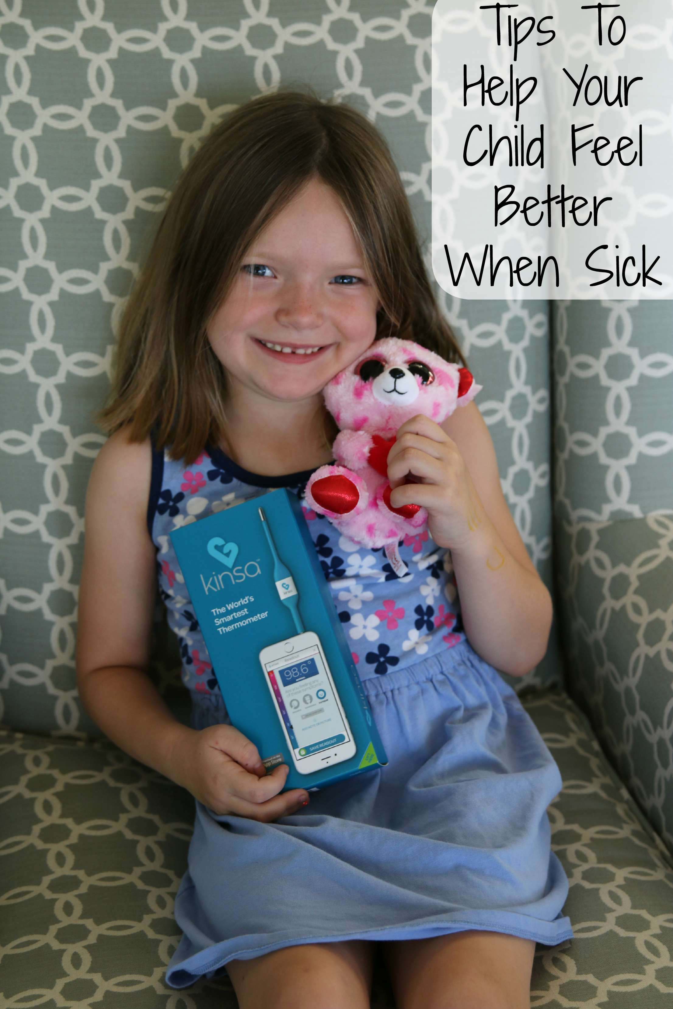 Tips To Help Your Child Feel Better When Sick