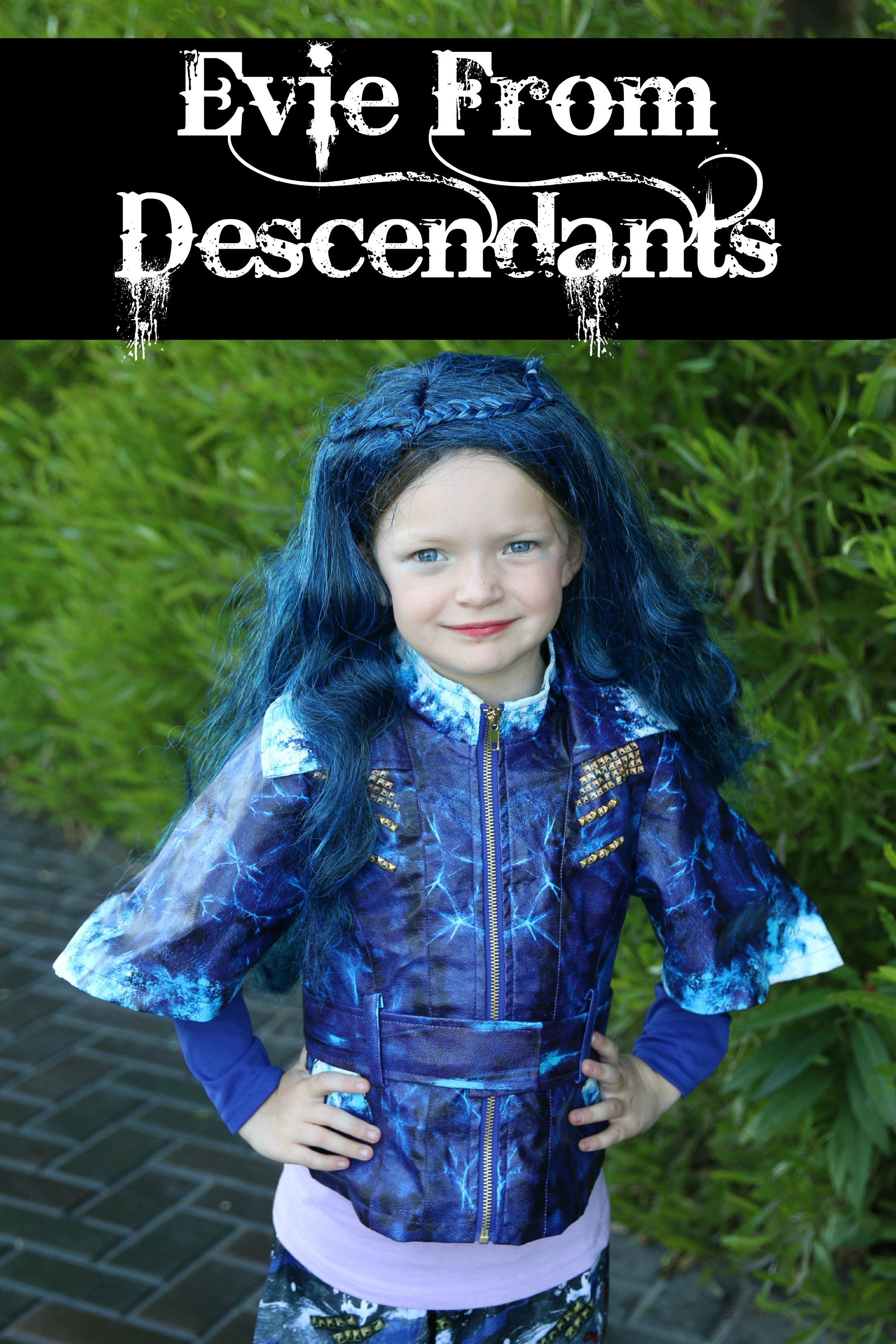 evie desendants costume