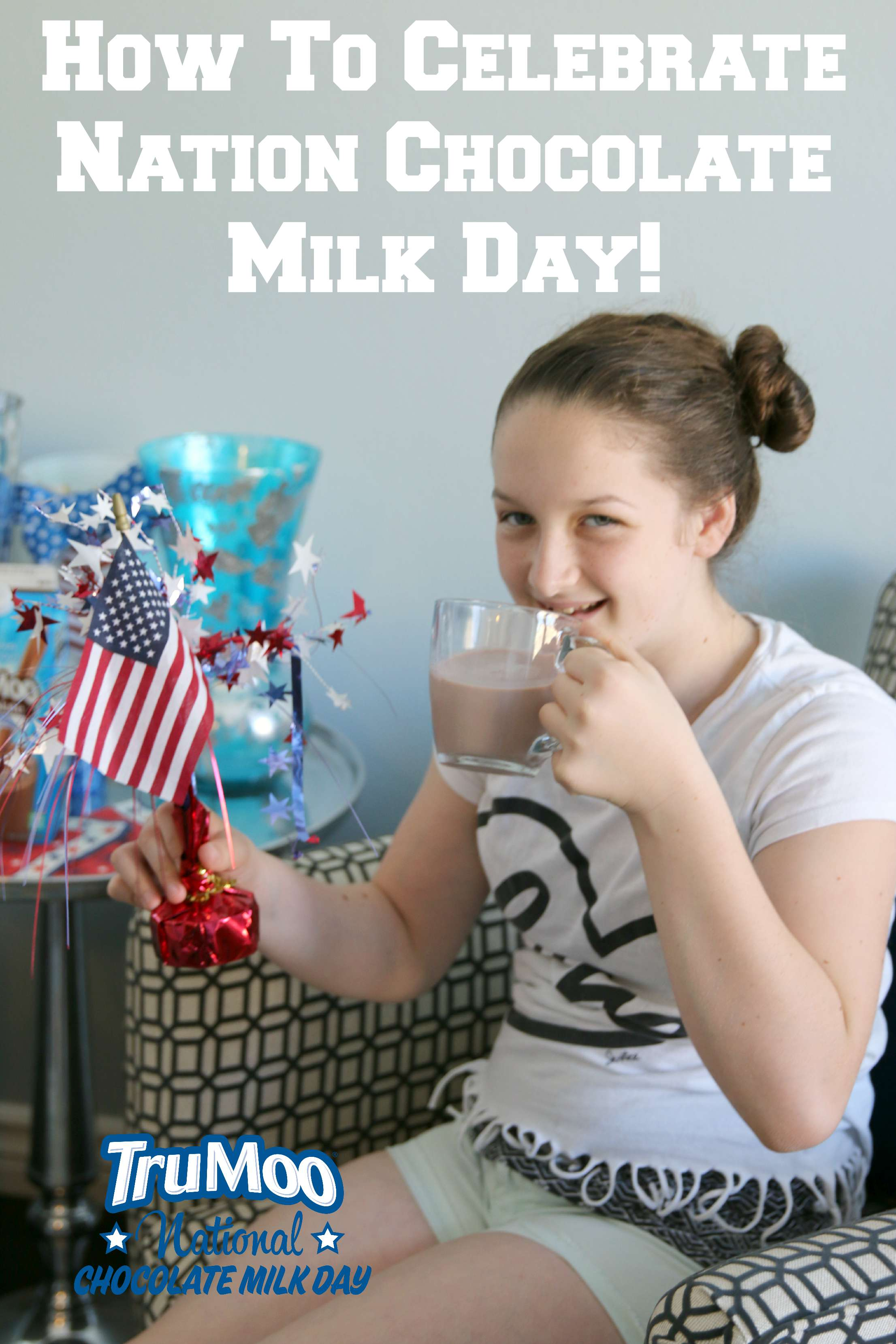 how to celebrate nation chocolate milk day