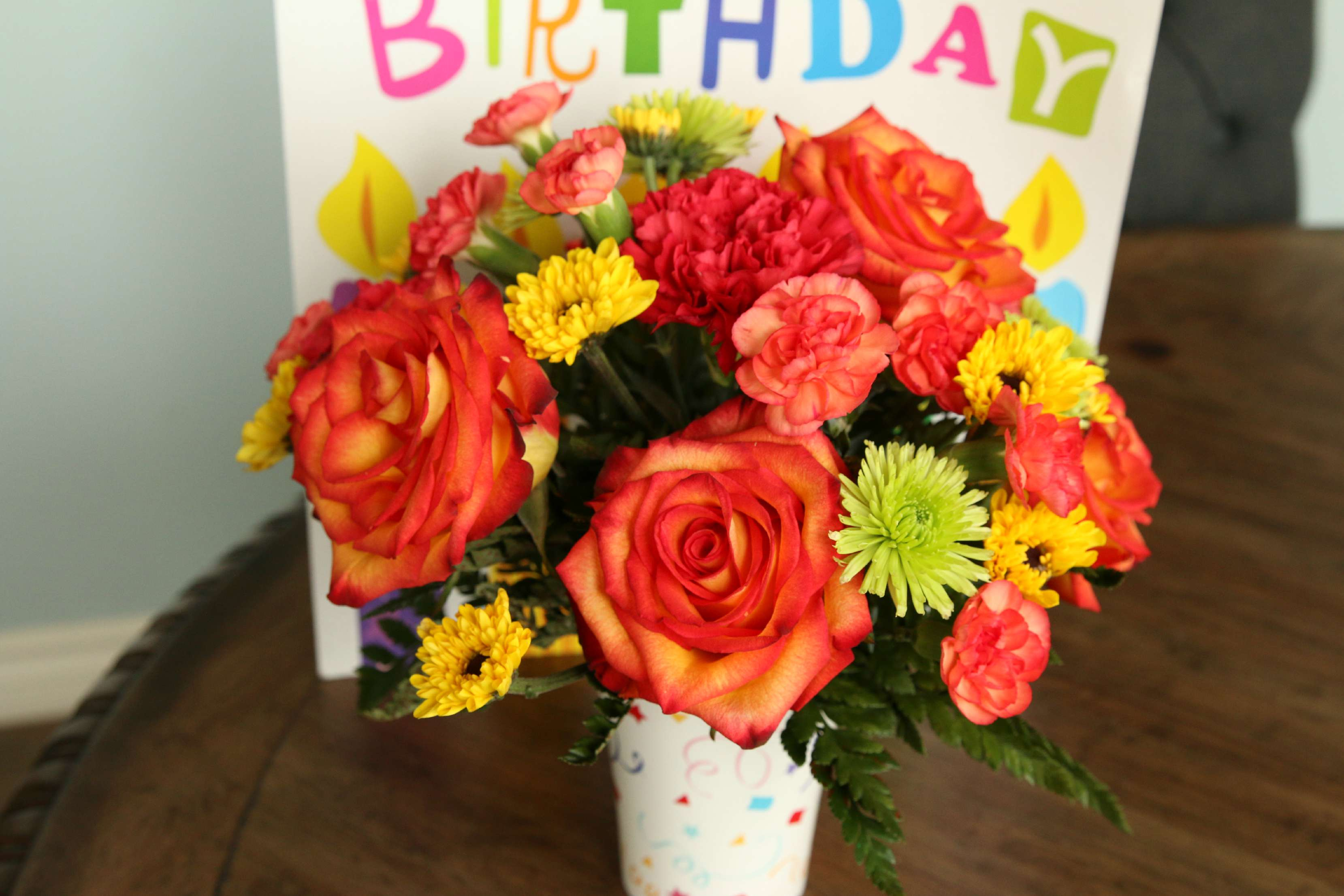 teleflora birthday flowers