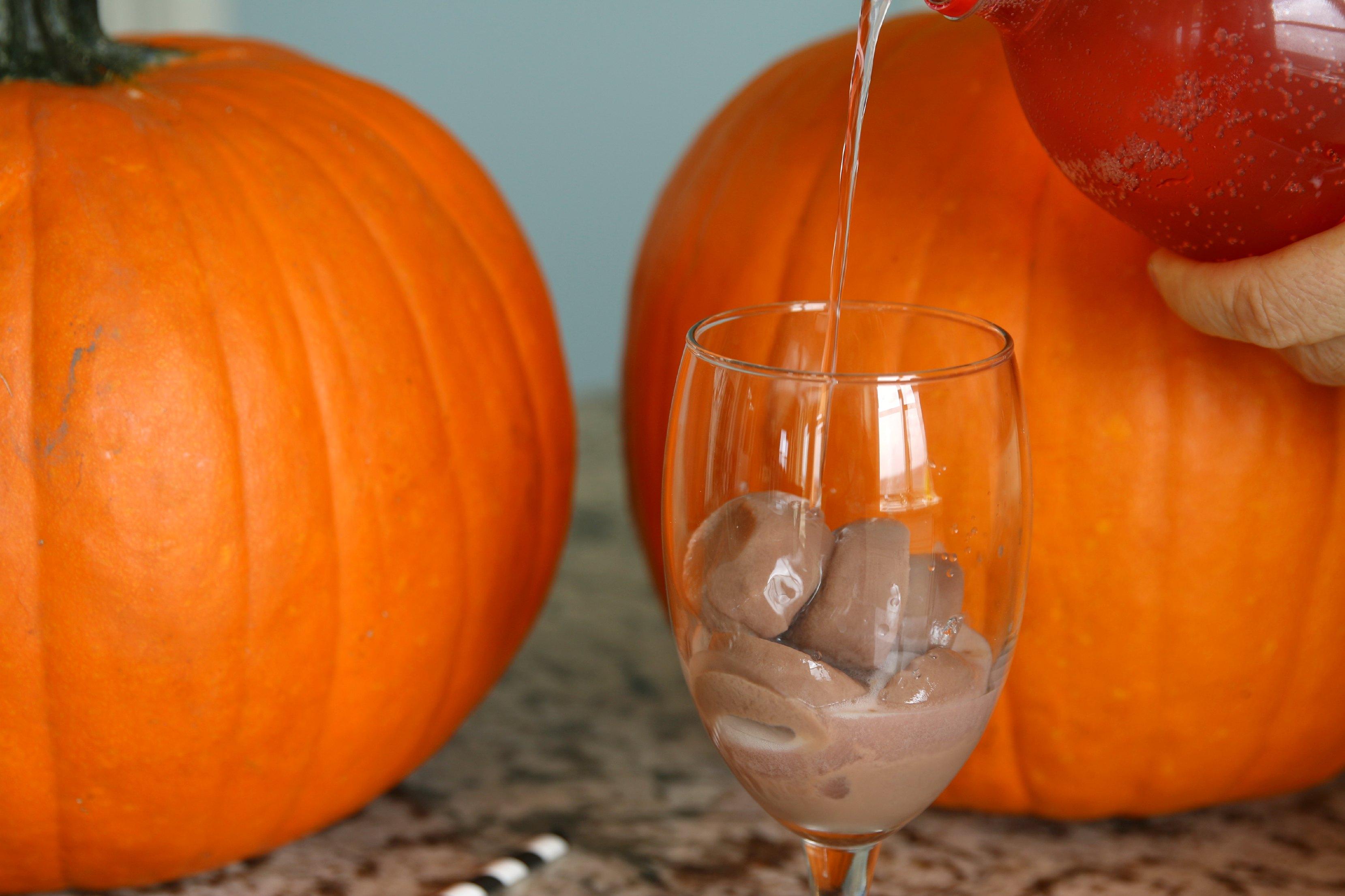 Halloween soda