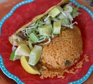 five minute tacos