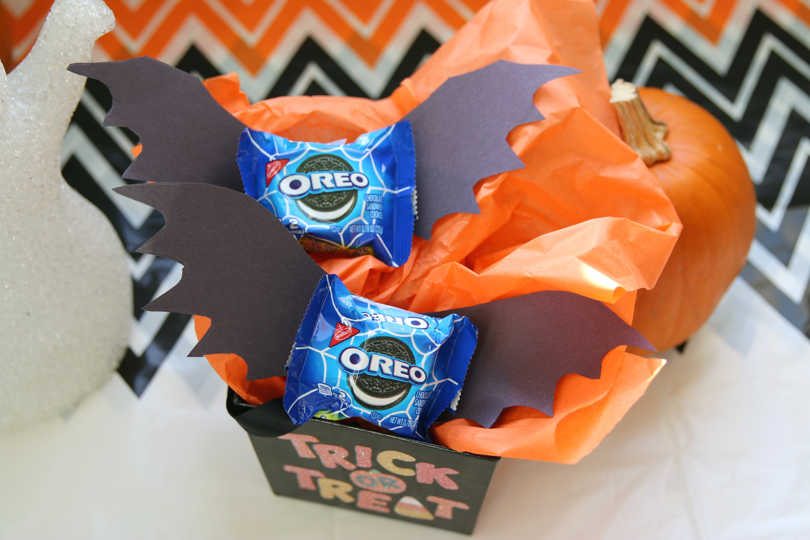 oreos trick or treat
