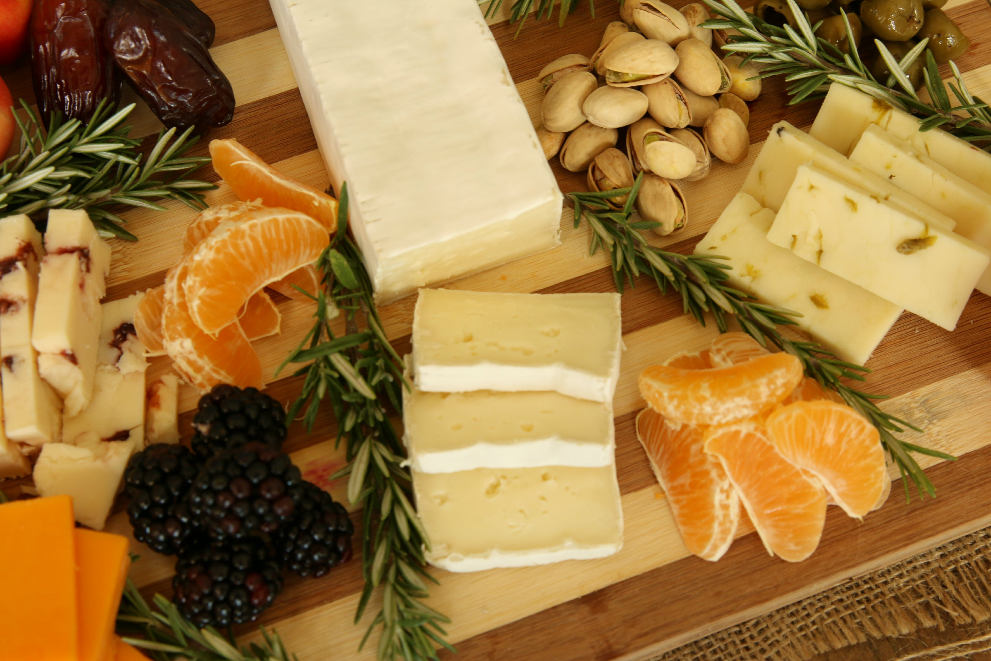 easy cheese plate