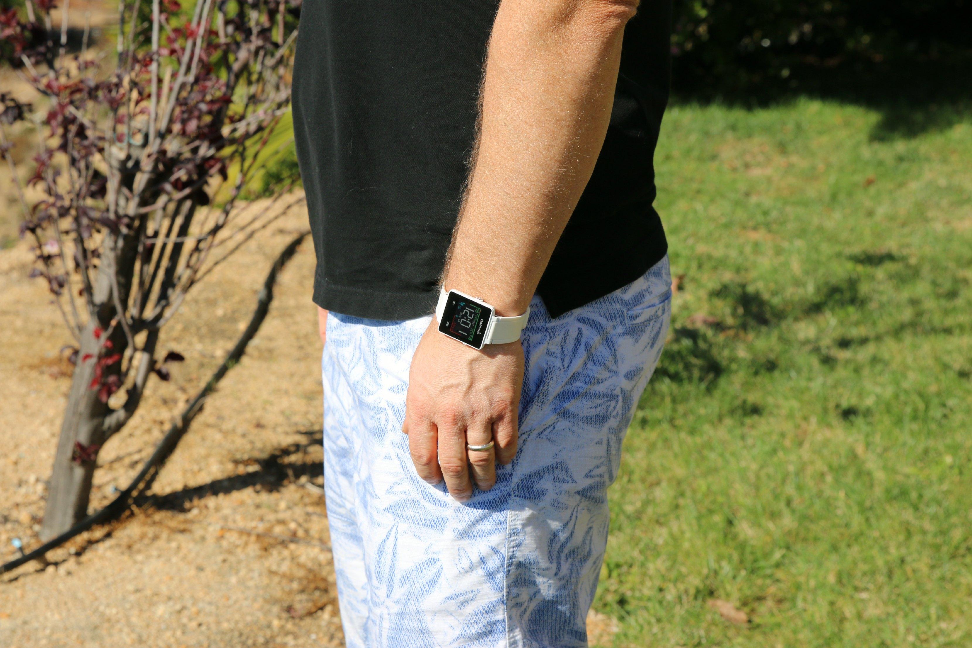 garmin wearable