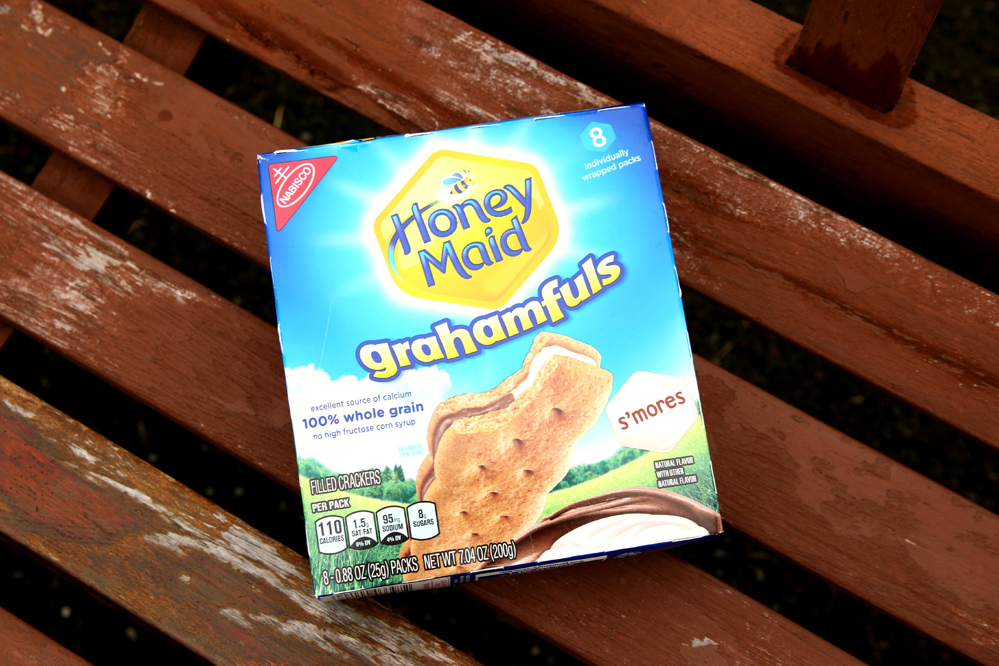 honey made grahamfuls