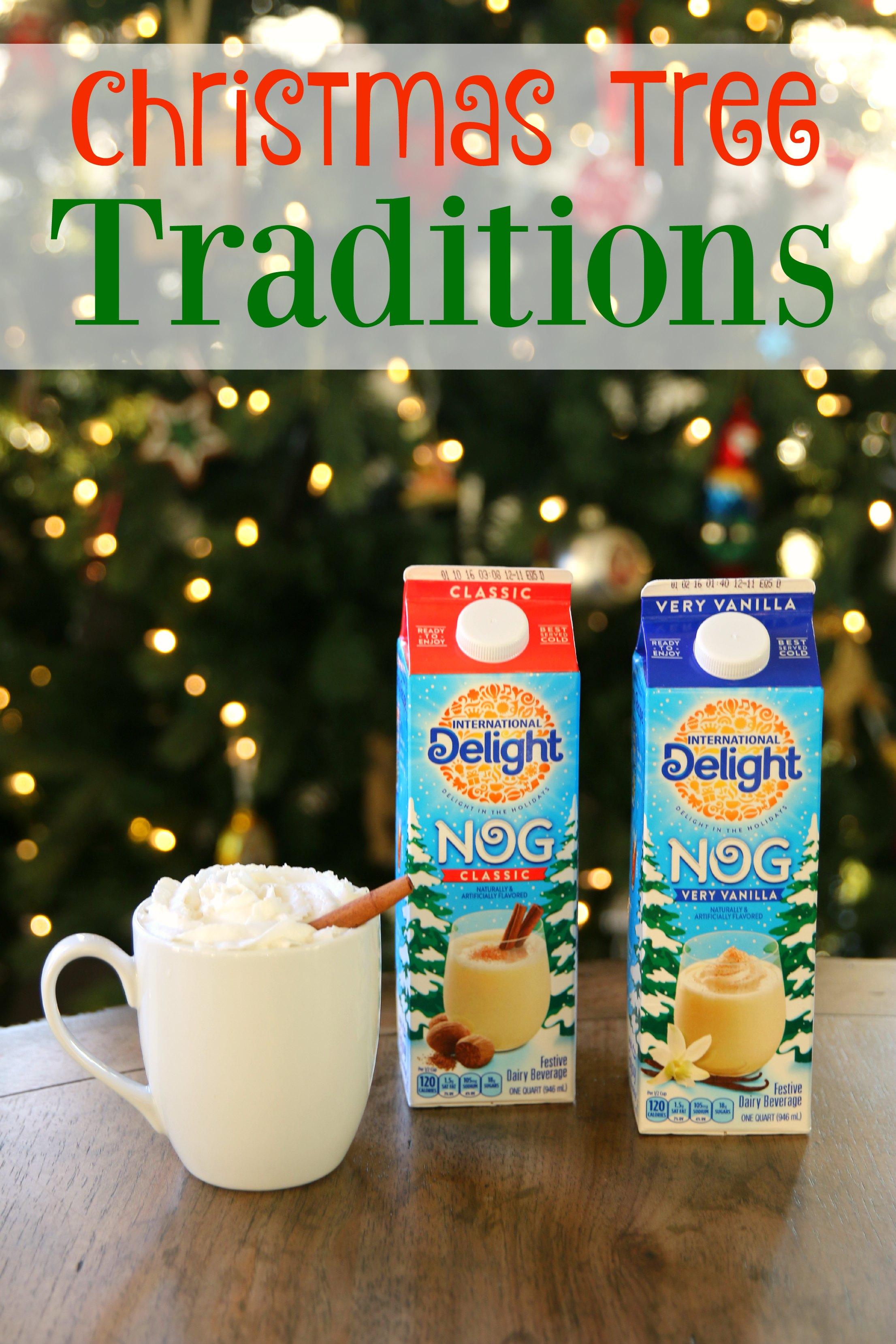 christmas tree traditions