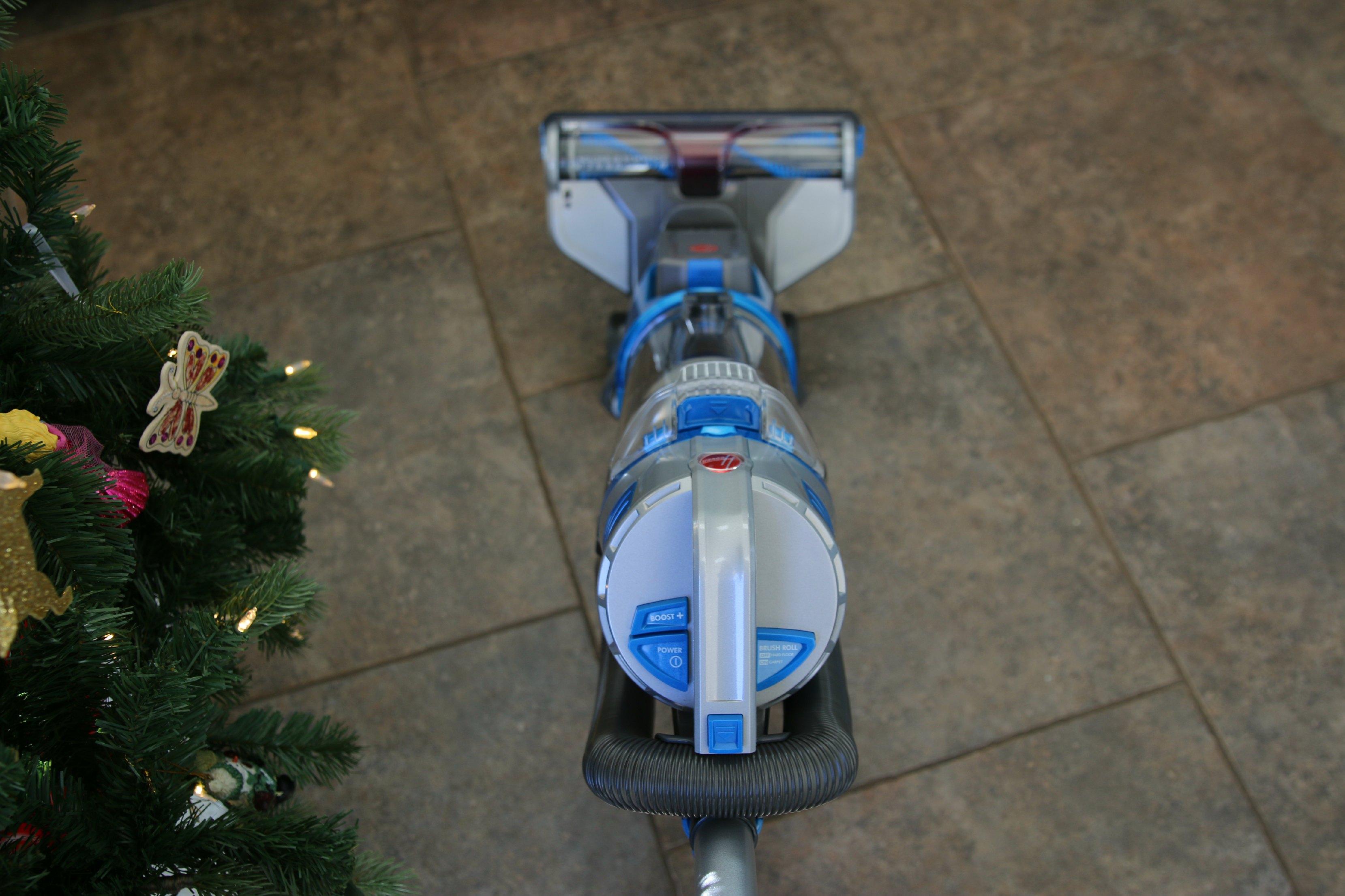 hoover vacuum cordless