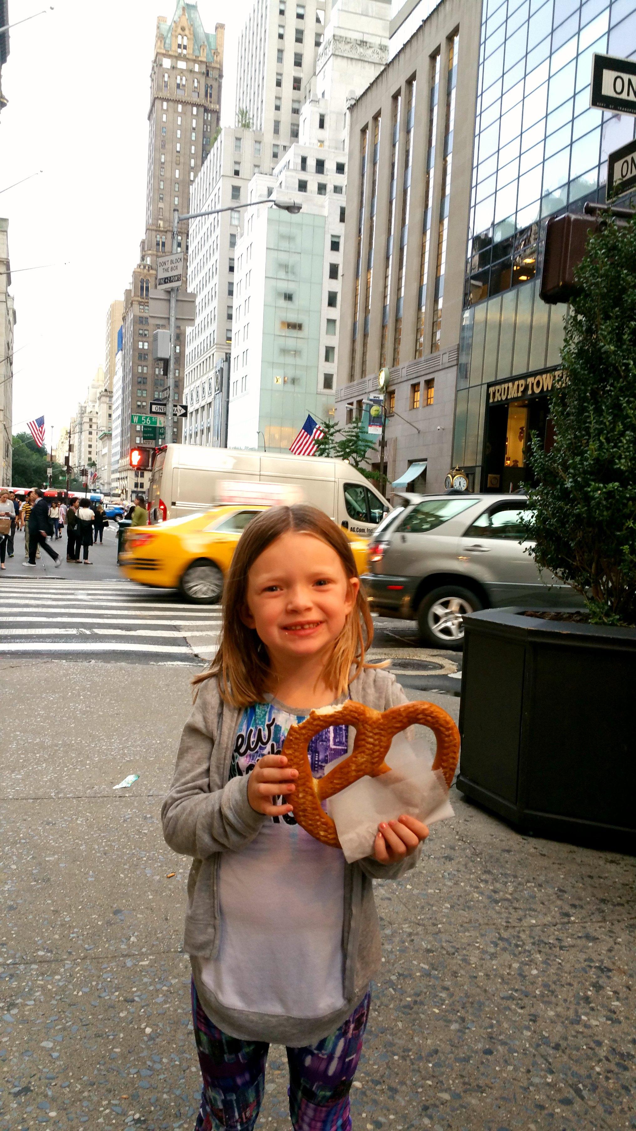 street pretzels nyc