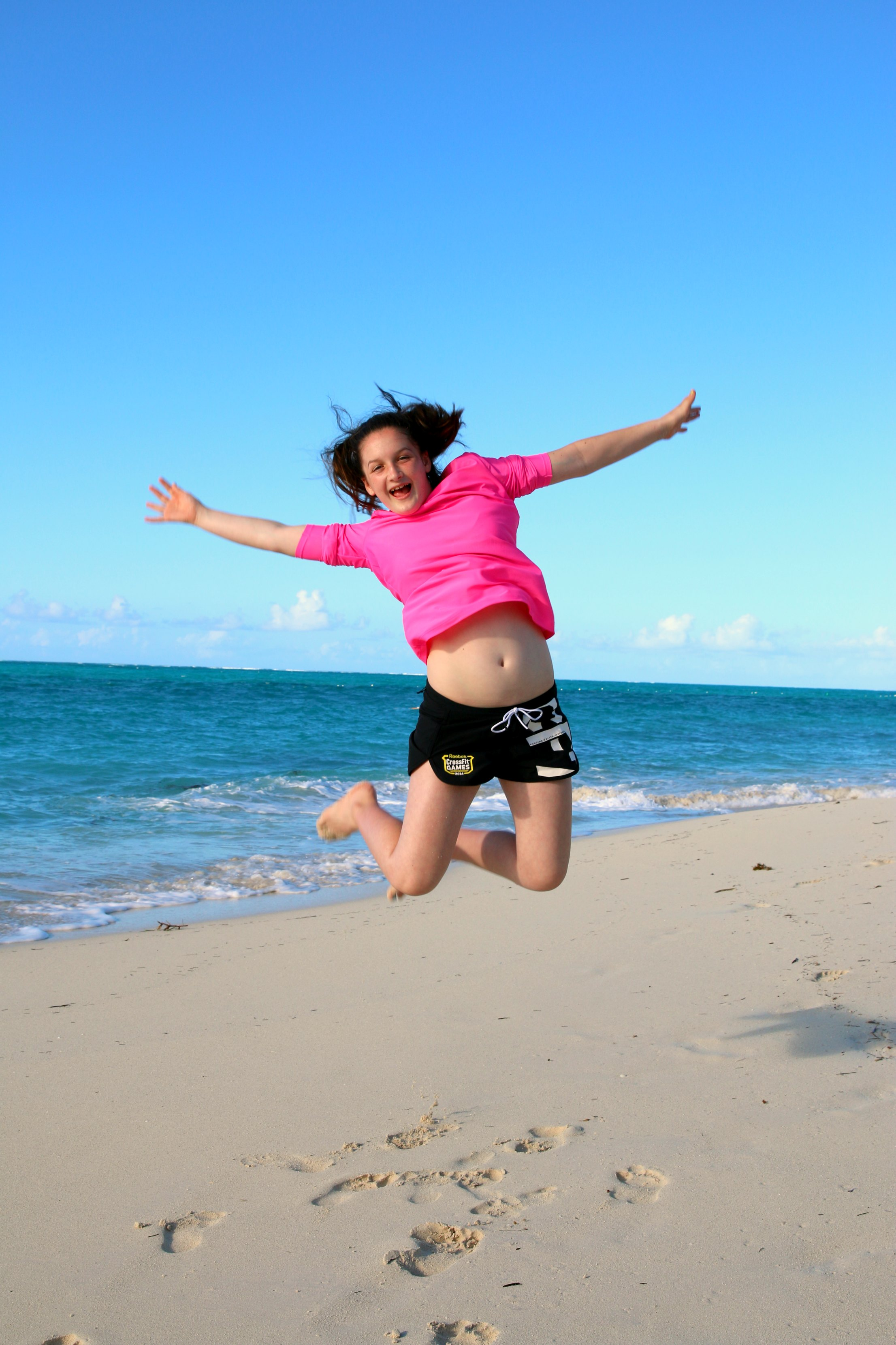 turks and caicos for teens