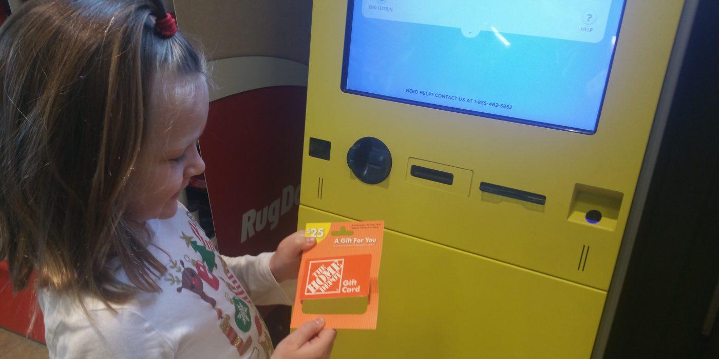 Vons Gift Card For Cash Kiosk | Webcas.org