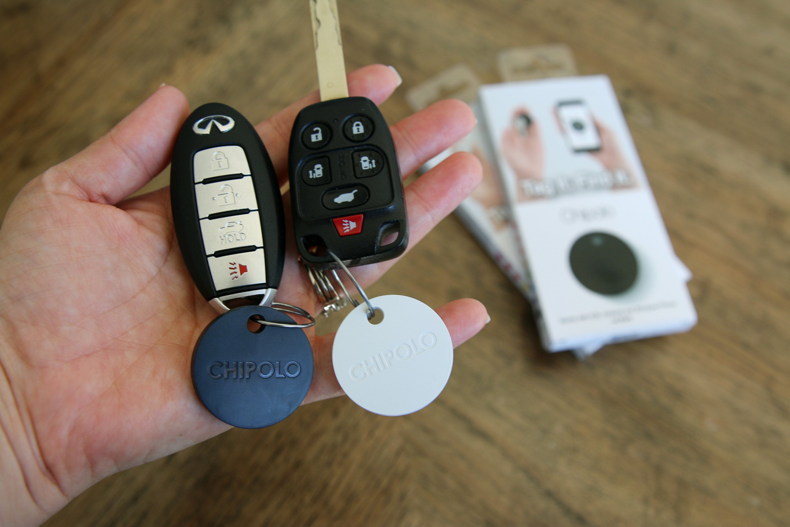 Chipolo Bluetooth Item Finder review