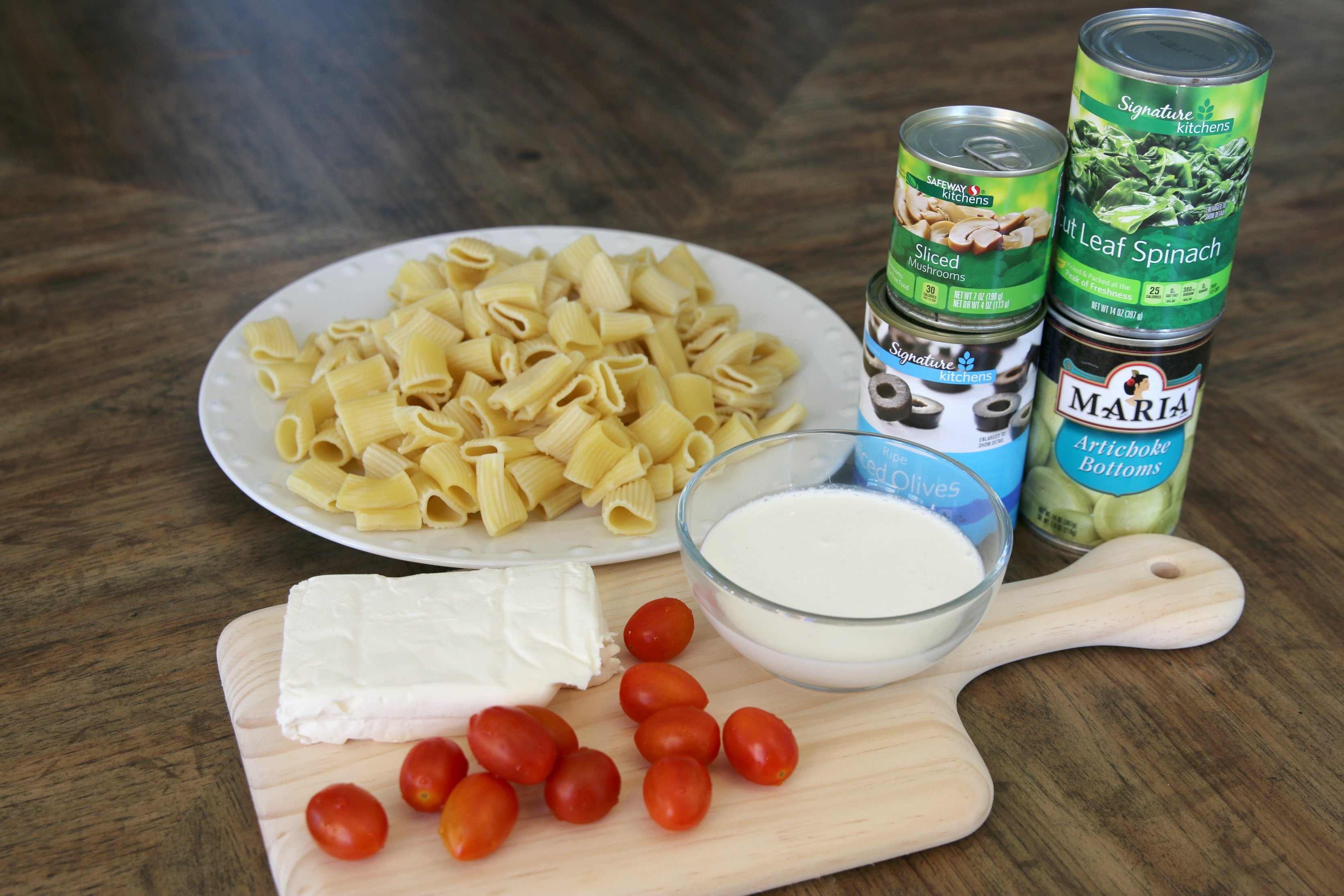 recipe using canned food