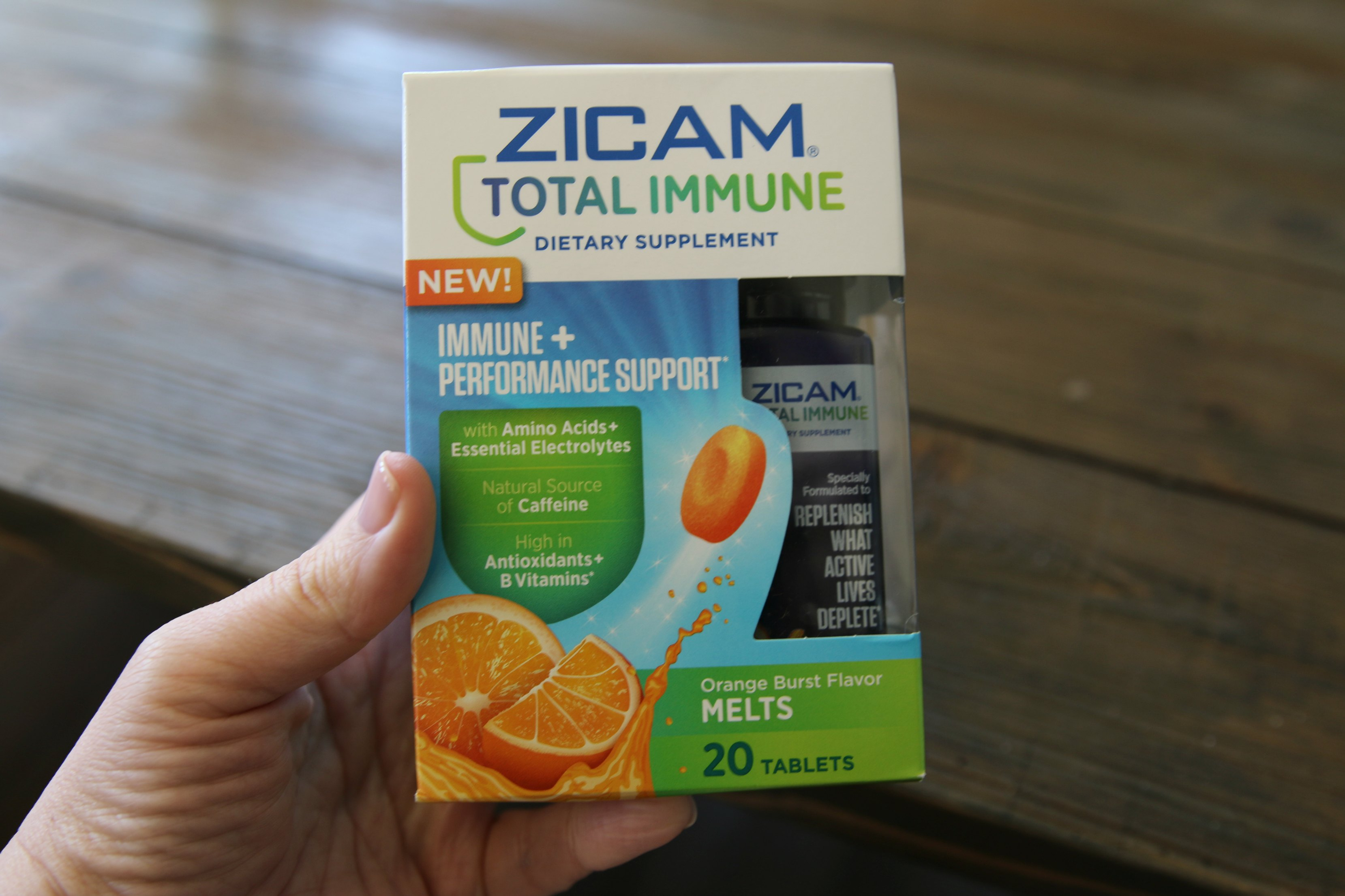 zicam melts