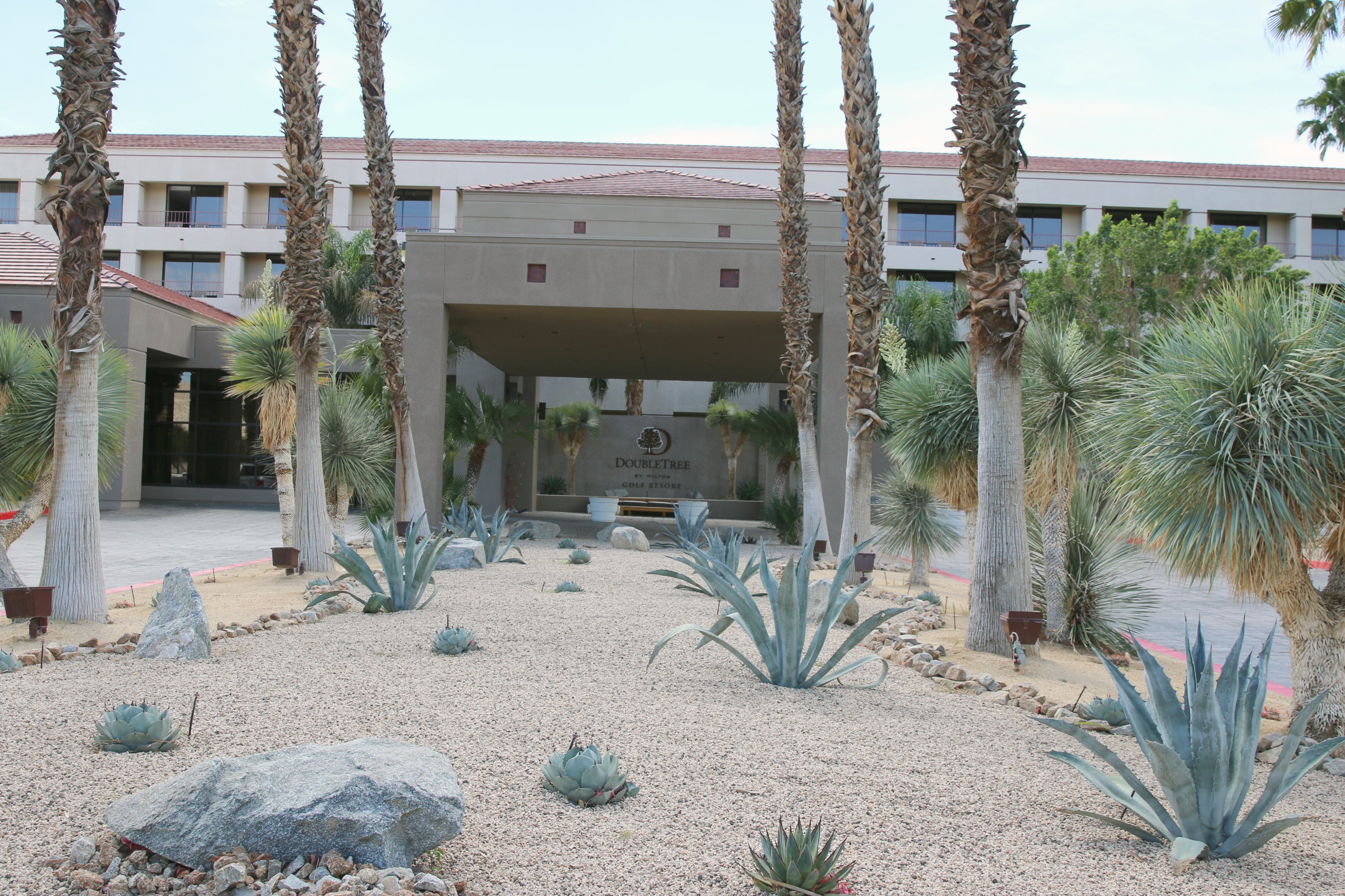 DoubleTree by Hilton Hotel Golf Resort Review