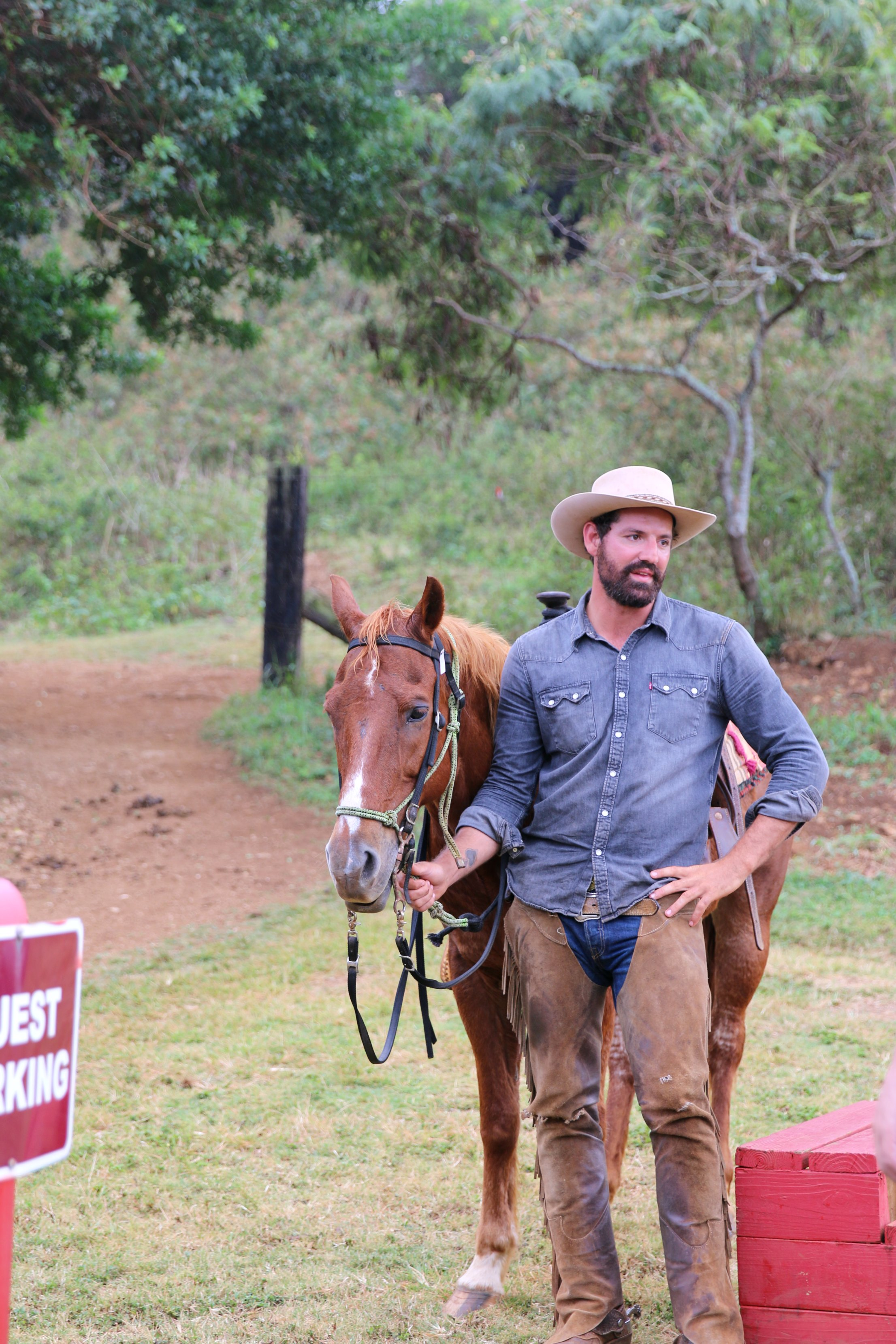 best horseback riding on oahu