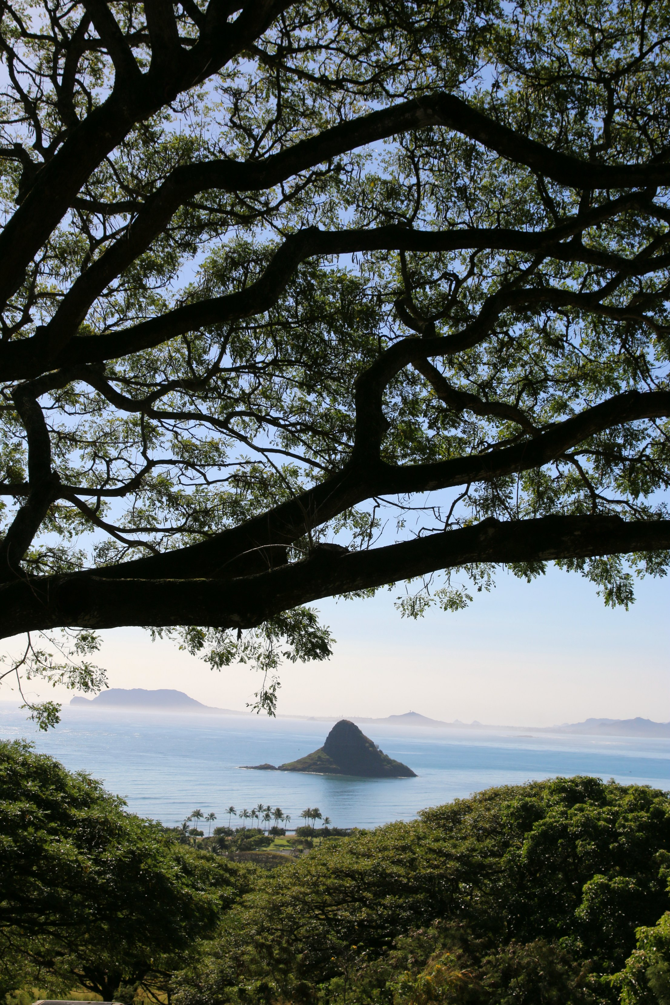 chinaman island oahu hawaii