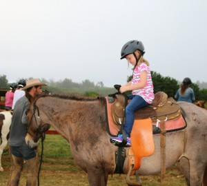 horseback riding oahu