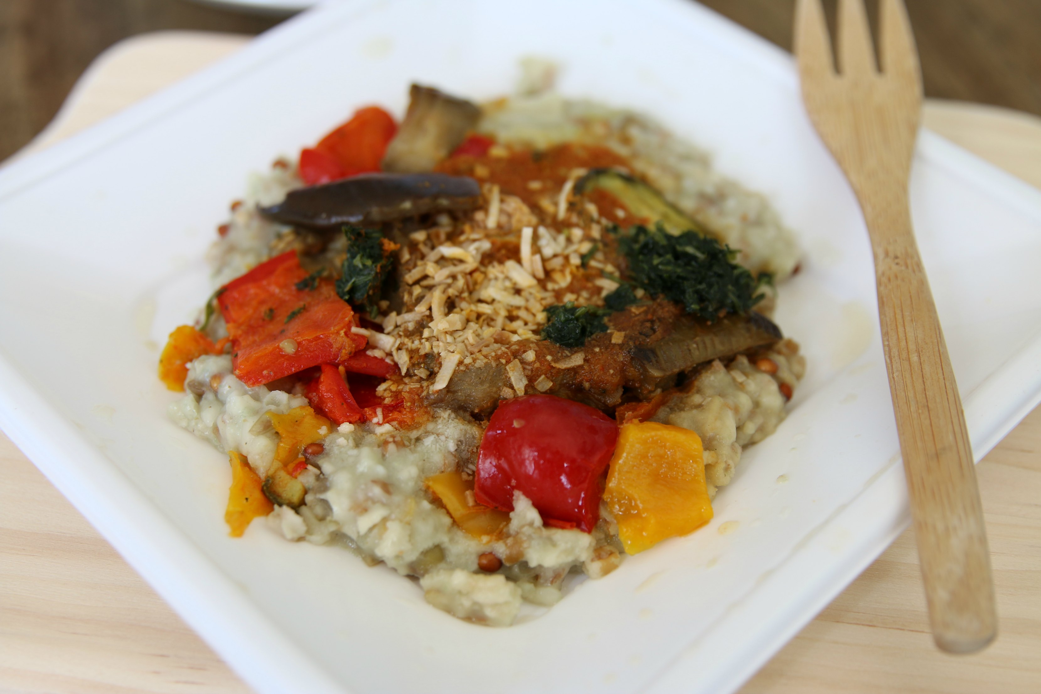 vegetarian coconut rice