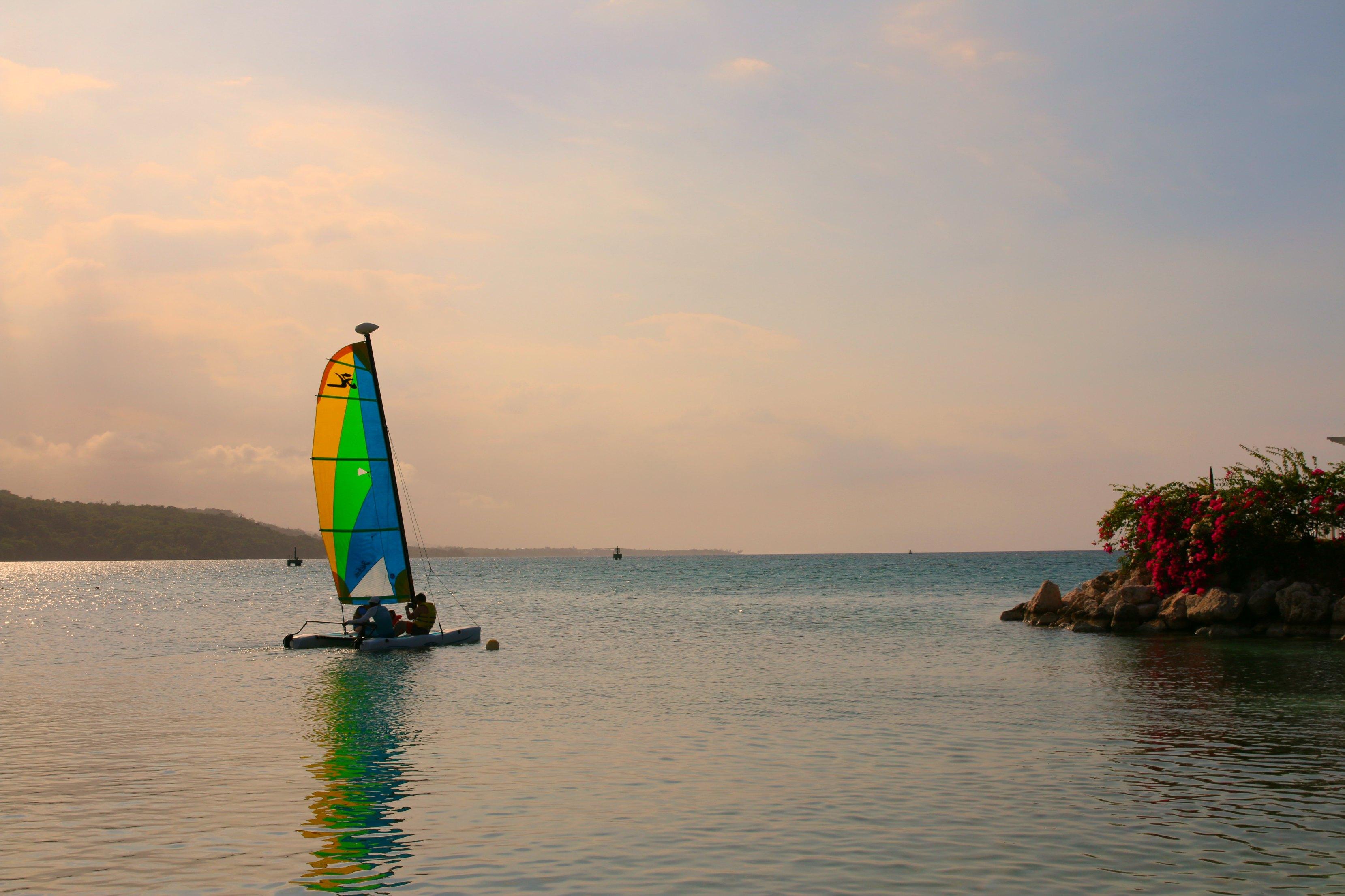 boat rides jamaica