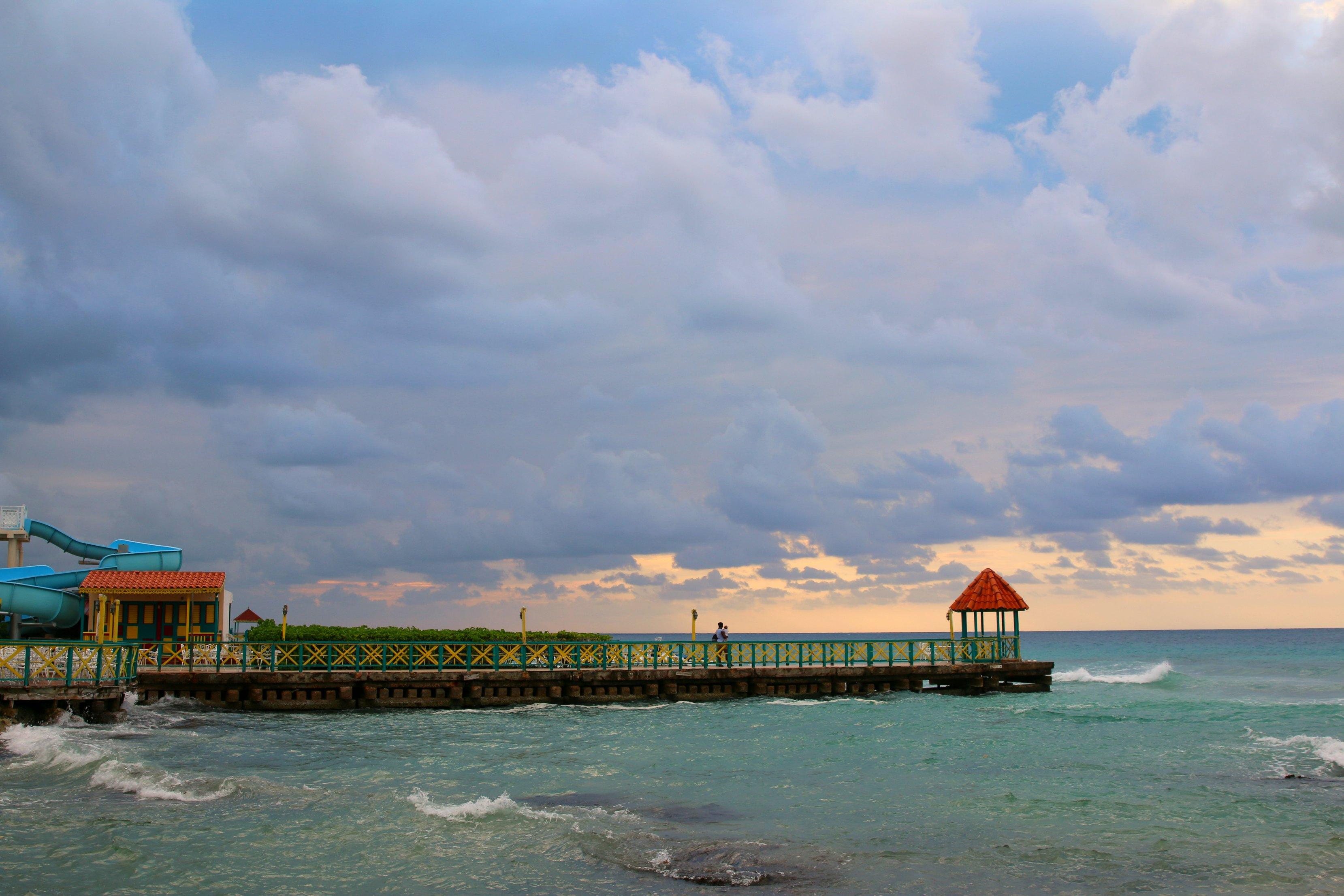 sunset jamaica runaway bay