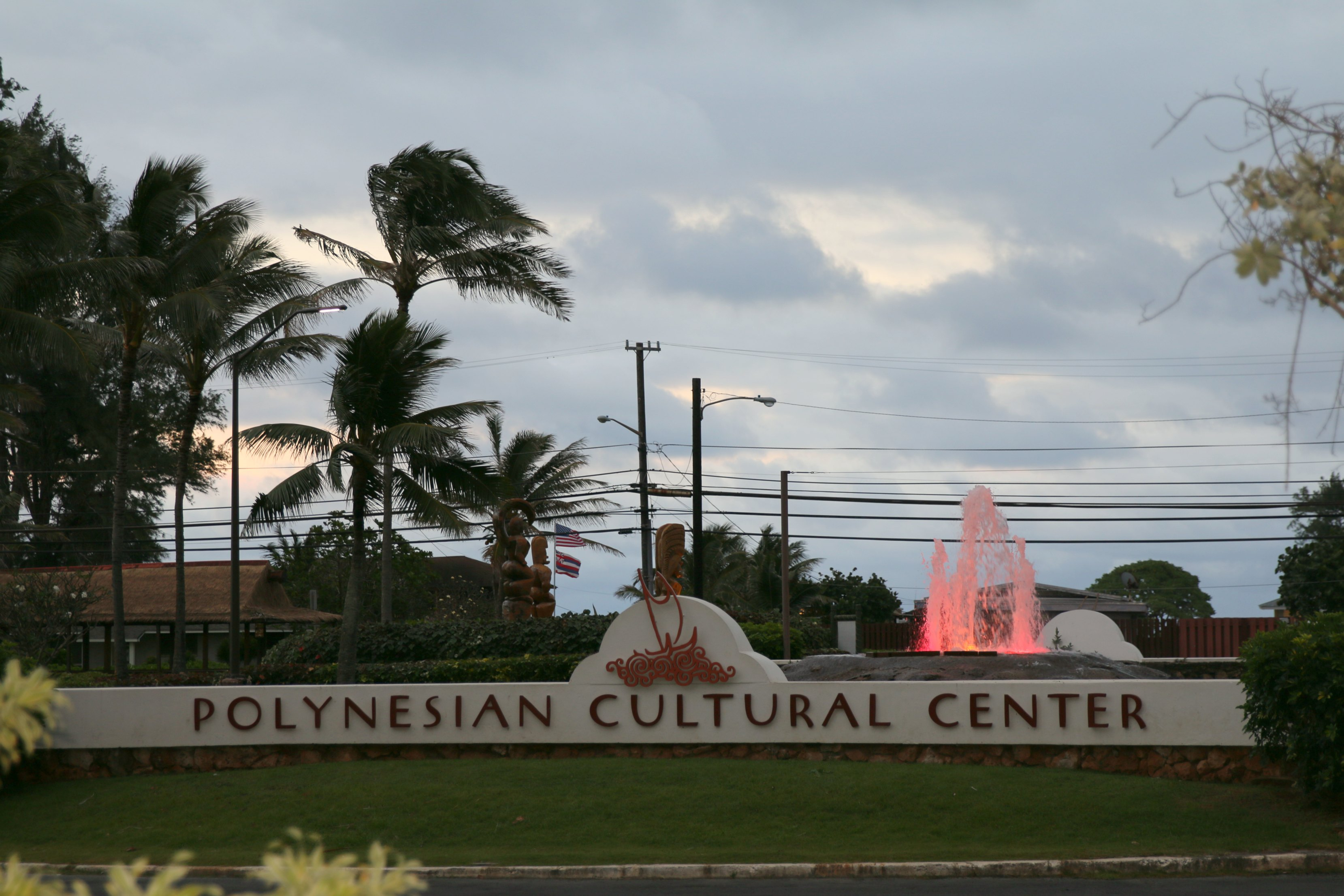 what to do at the Polynesian cultural center with kids