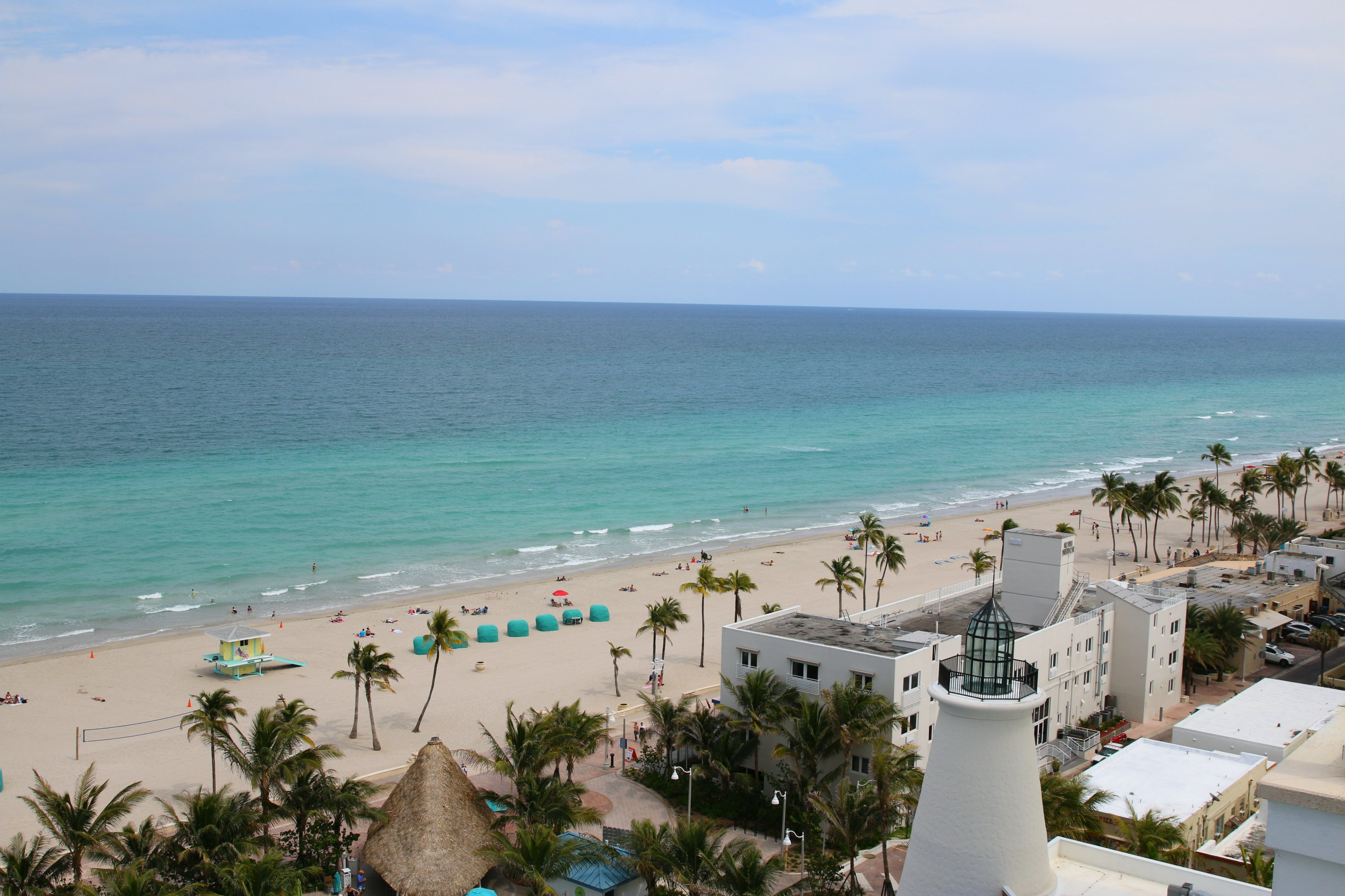 Hollywood beach Florida best family resorts