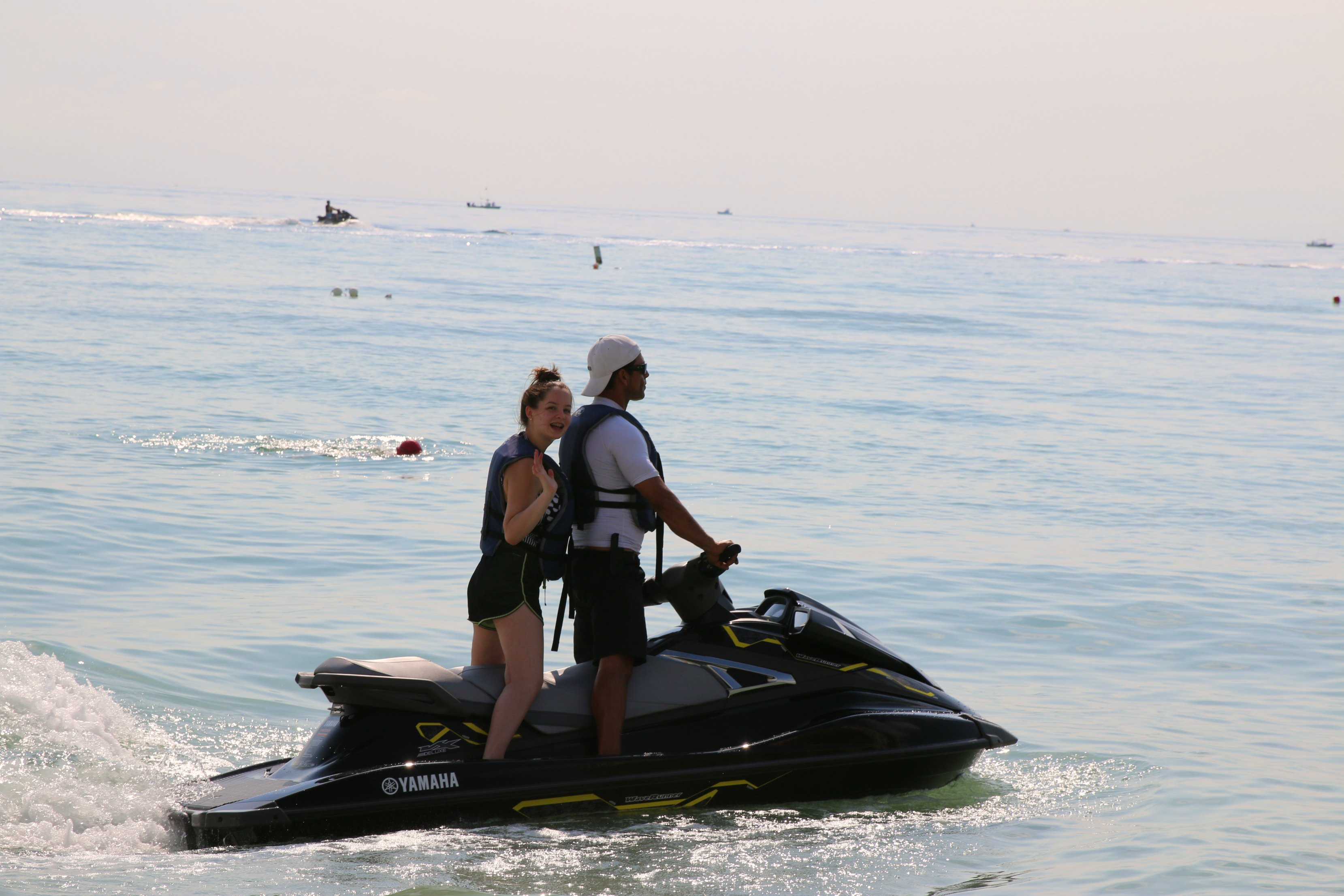 best jet skiing miami