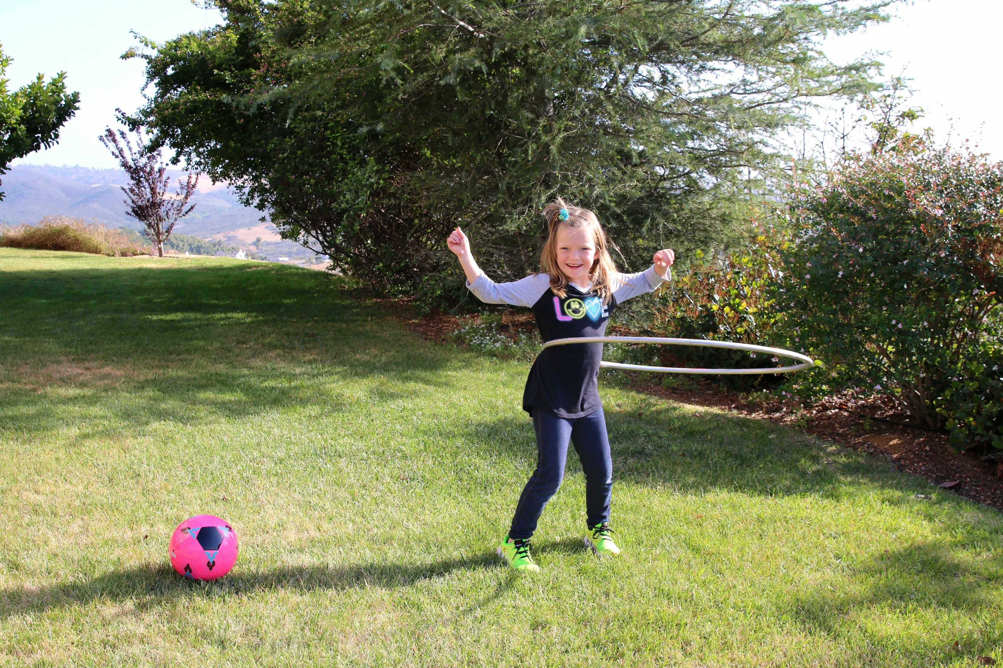 fun outdoors