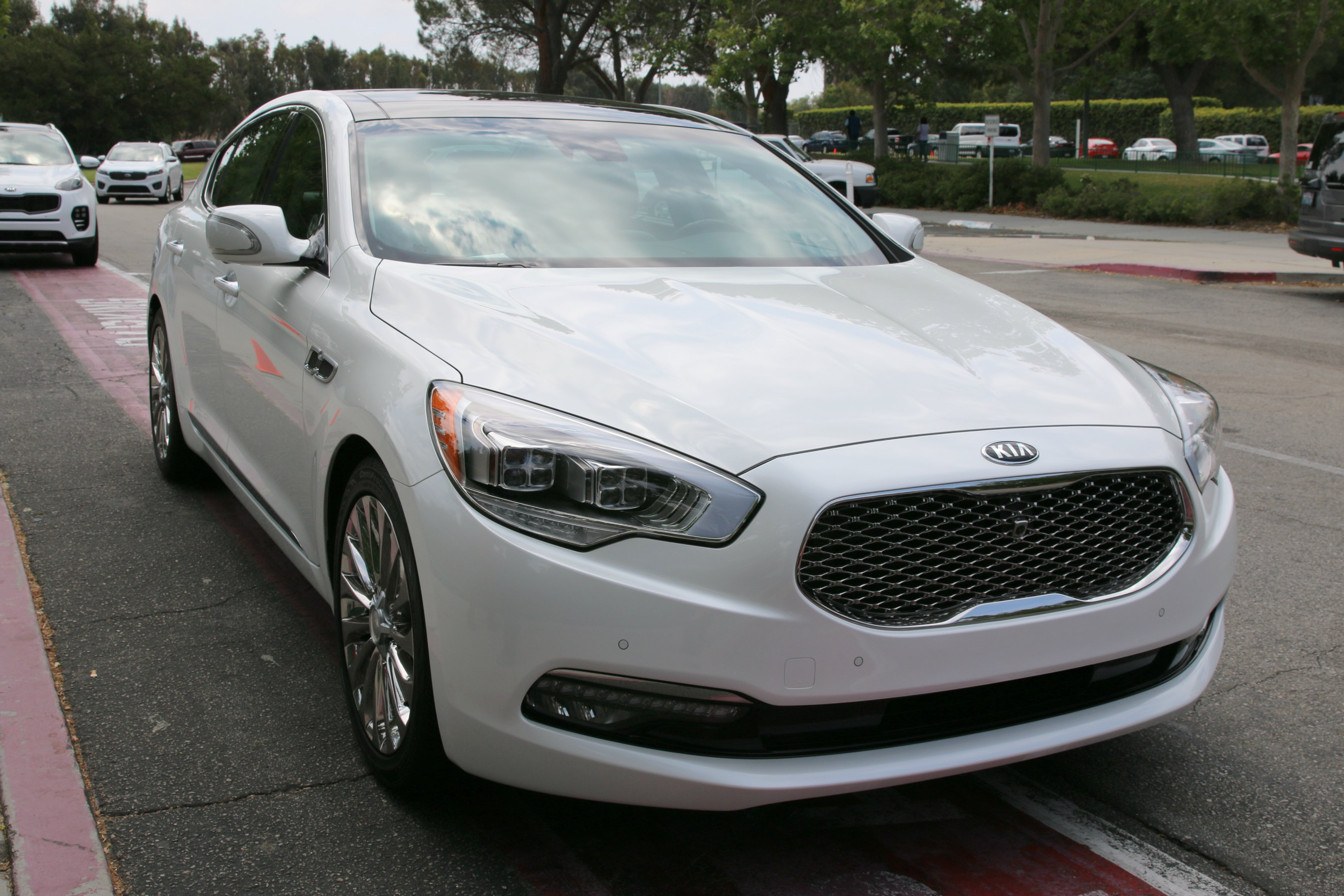 kia k900 review