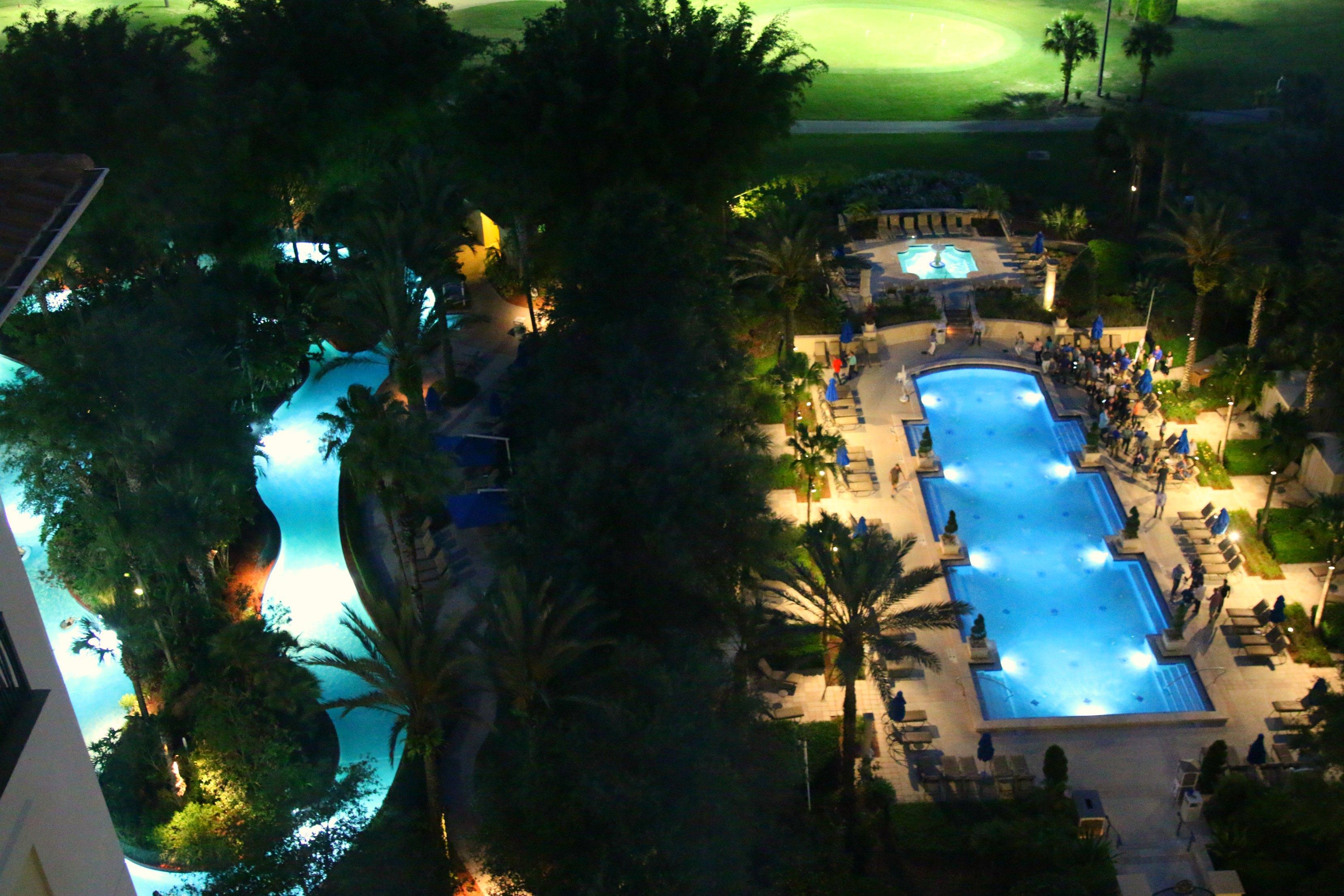 omni orlando pool